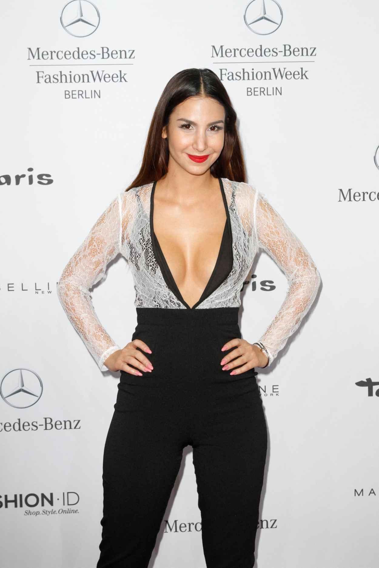 Sila Sahin - Mercedes-Benz Fashion Weeek in Berlin, January 2015-1