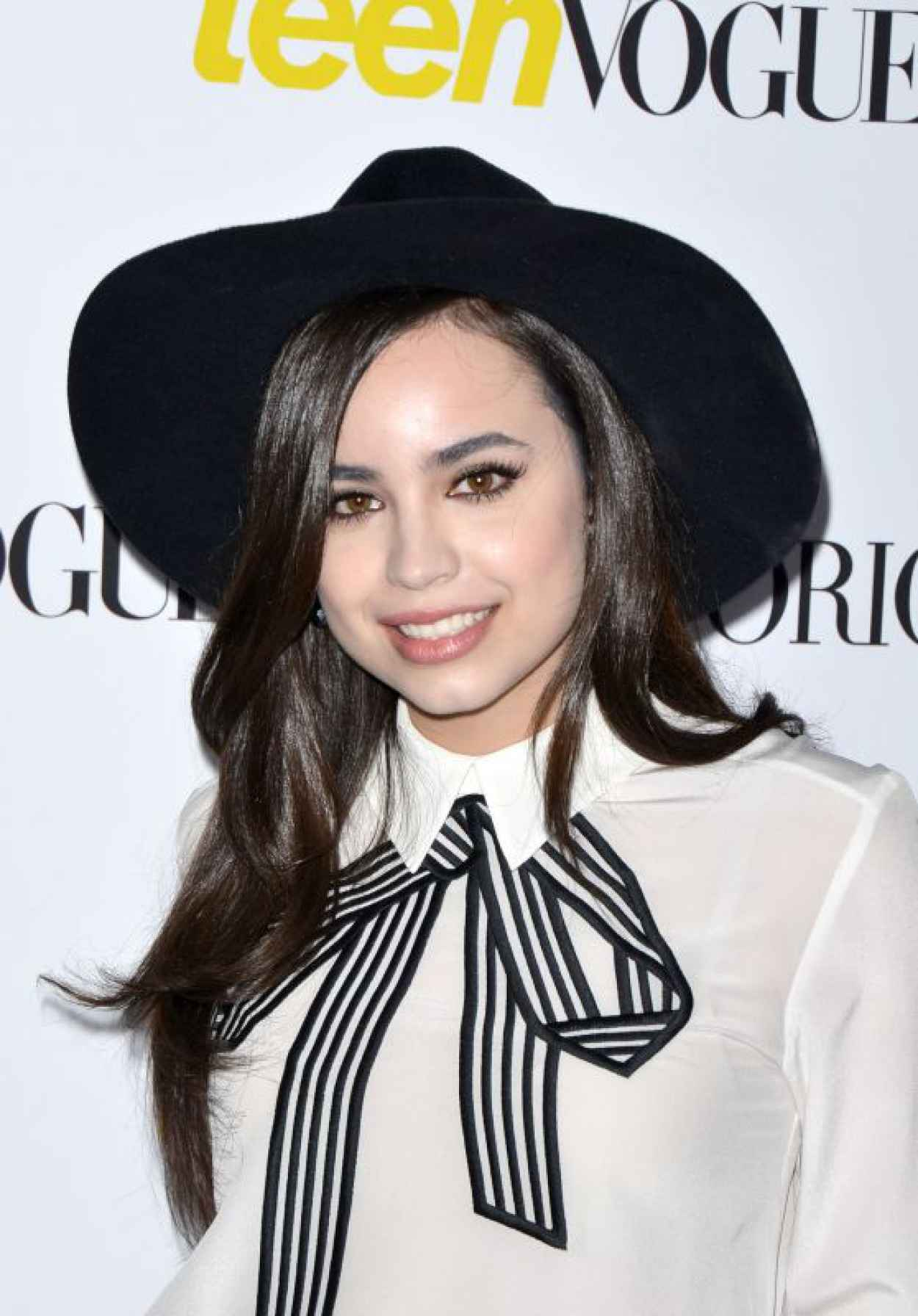 Sofia Carson - 2015 Teen Vogue Young Hollywood Issue Launch Party in Los Angeles-1