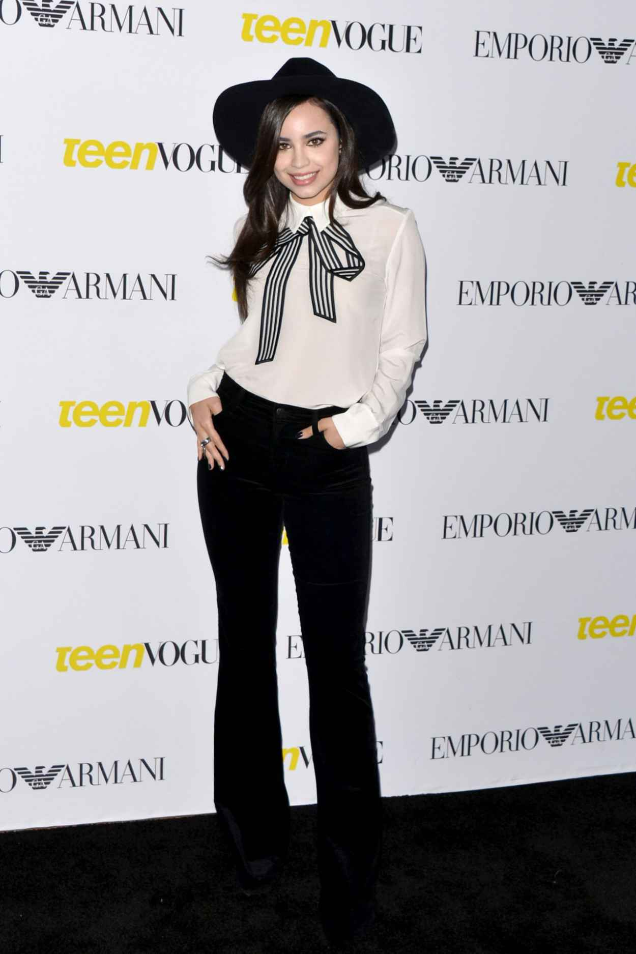 Sofia Carson - 2015 Teen Vogue Young Hollywood Issue Launch Party in Los Angeles-2