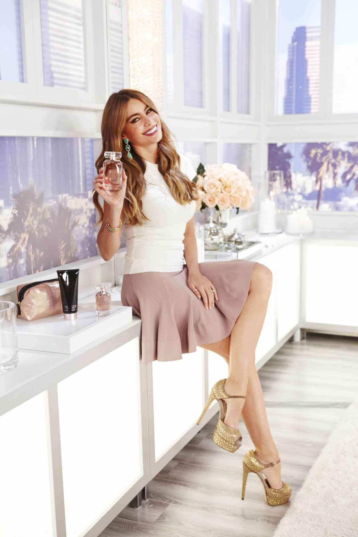 Sofia Vergara Launches New Fragrance - SOFIA-1