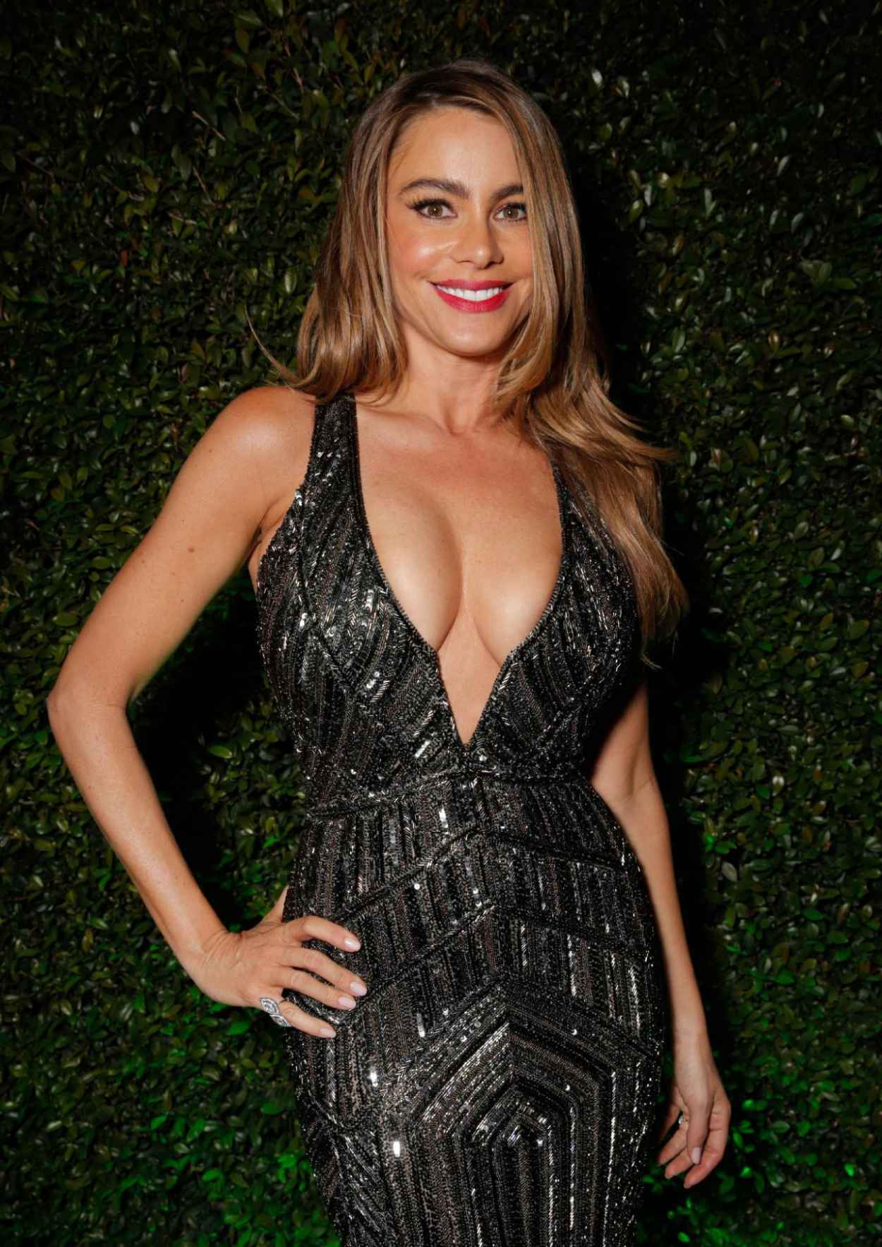 Sofia Vergara - The Fox 2015 Golden Globes After Party in Beverly Hills-1