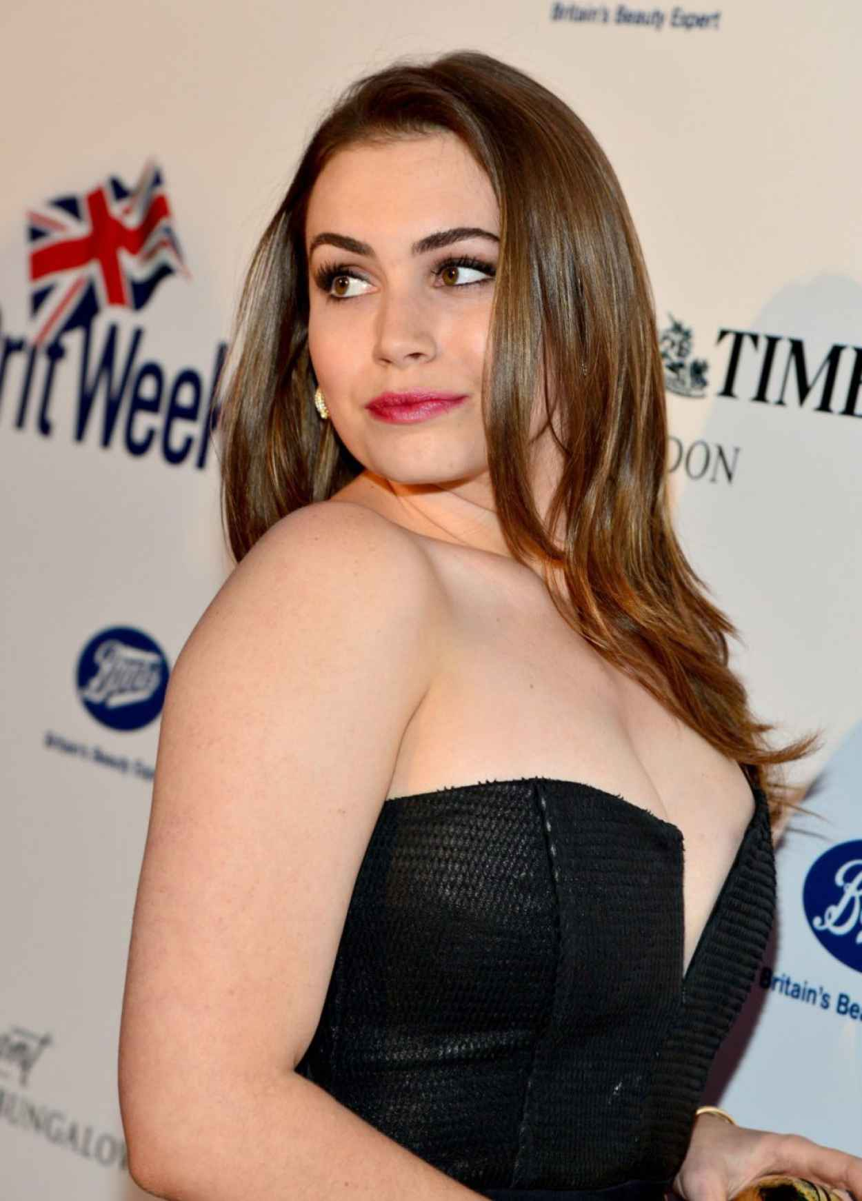 Sophie Simmons - 2015 BritWeek Launch Party-1