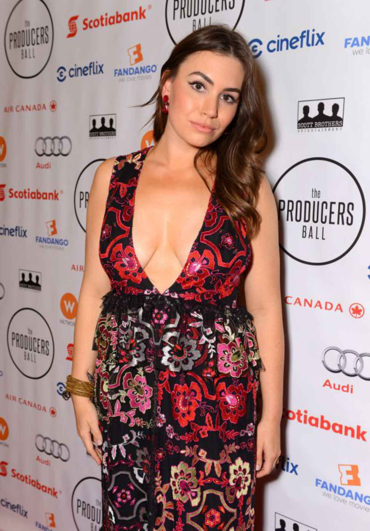 Sophie Simmons - 2015 Producers Ball at The Toronto Film Festival-1