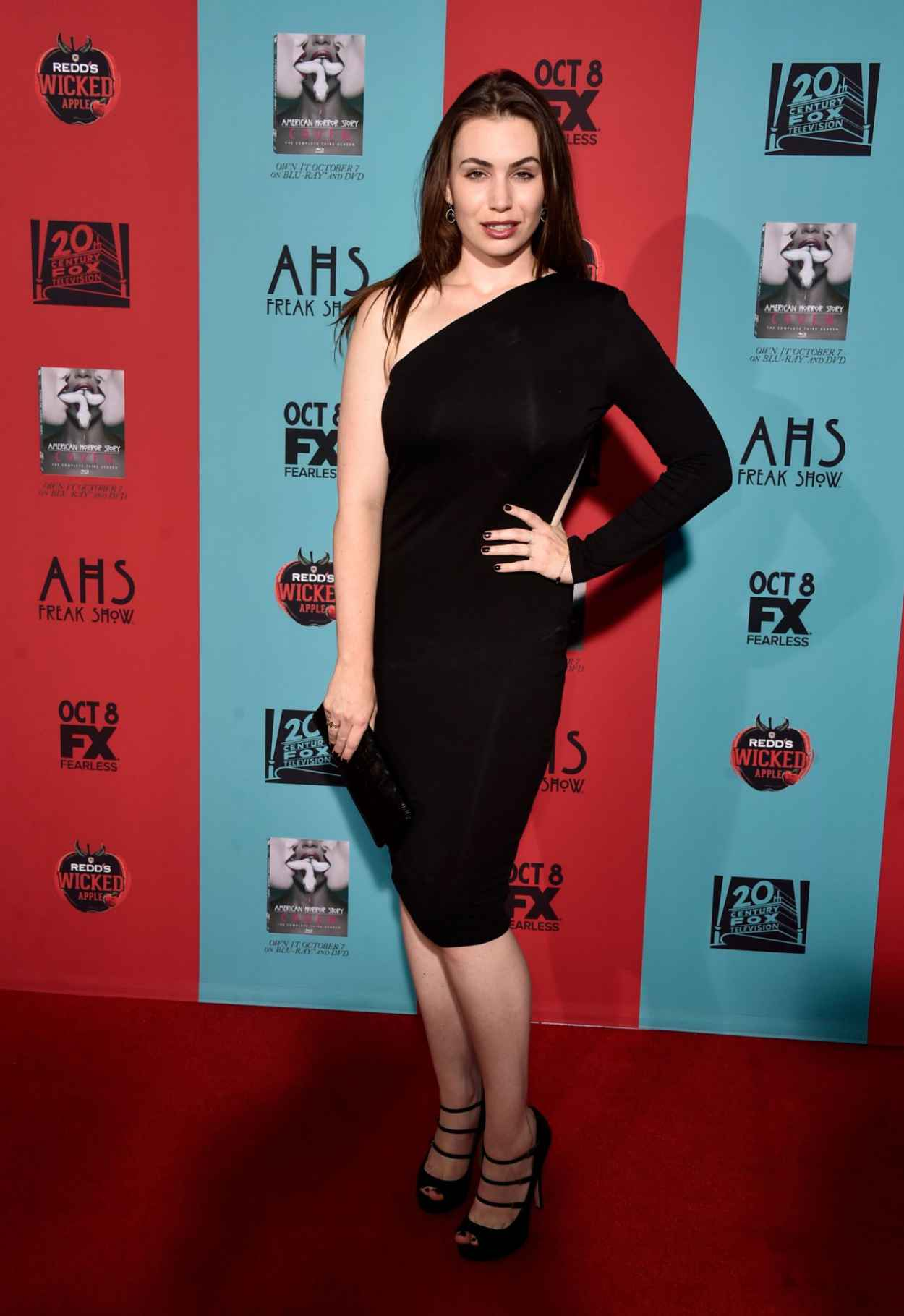 Sophie Simmons - American Horror Story: Freak Show Premiere in Hollywood-1