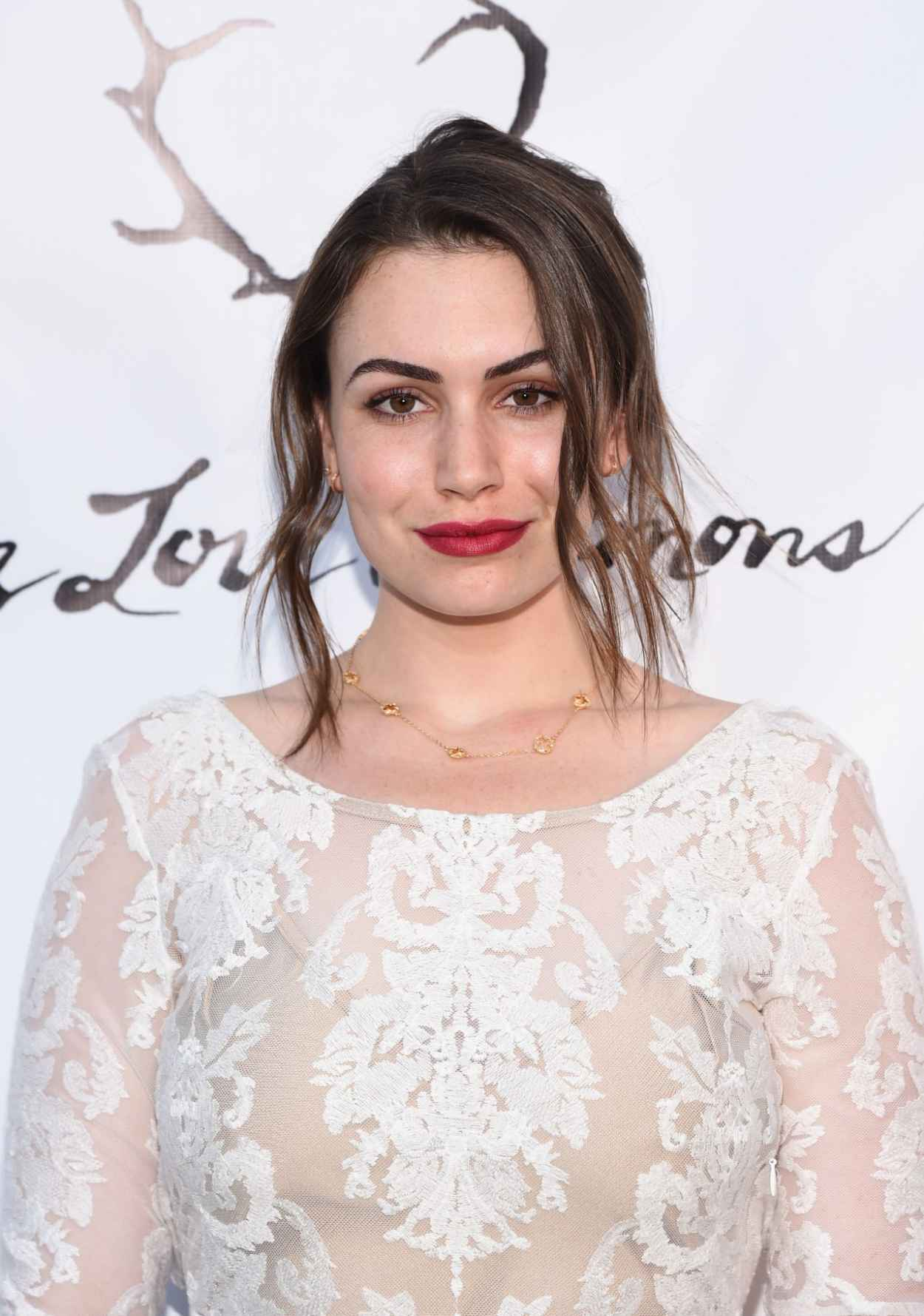 Sophie Simmons - For Love and Lemons 2015 SKIVVIES Party in LA-1