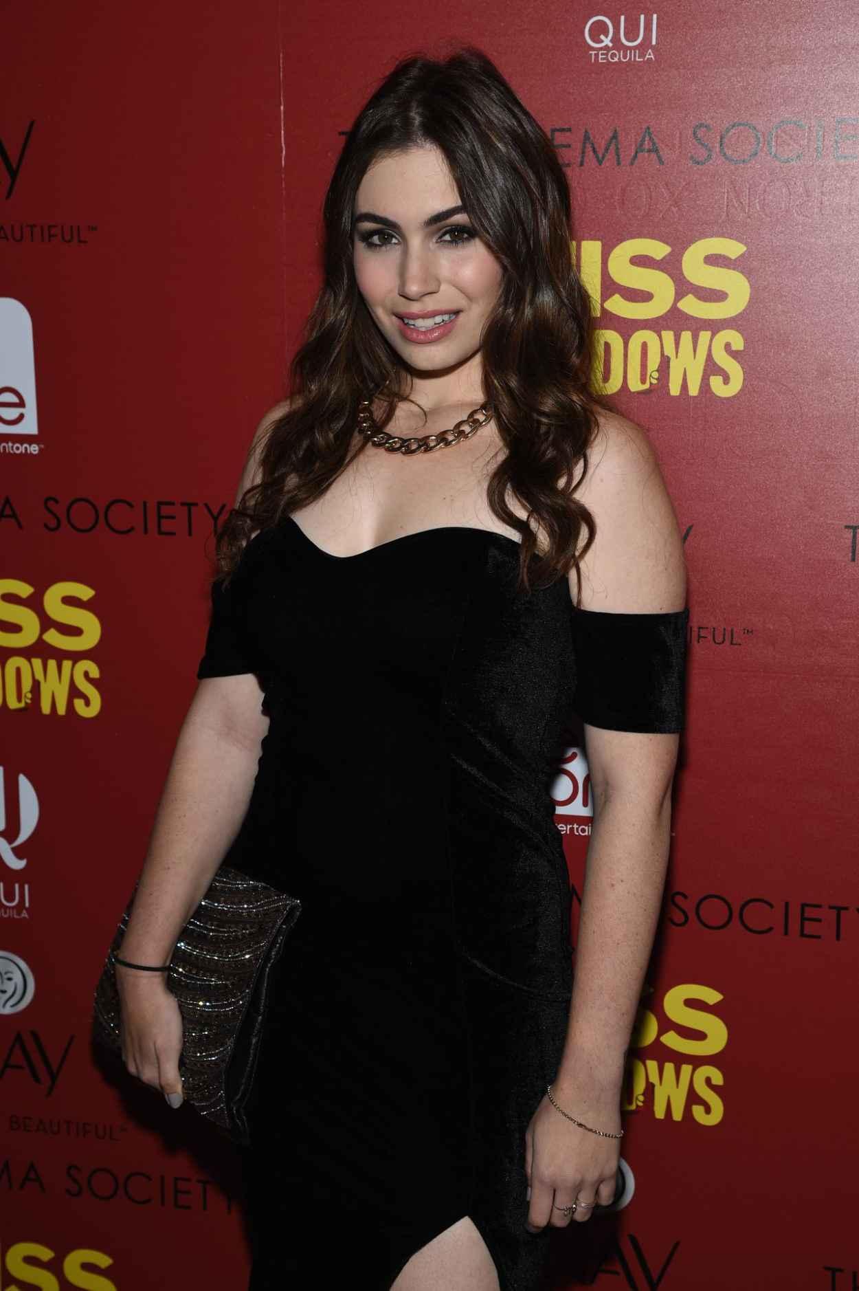 Sophie Simmons - Miss Meadows Screening in New York City-1