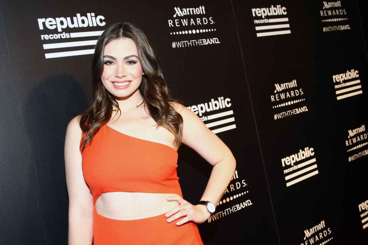 Sophie Simmons - Republic Records VMA 2015 After Party in West Hollywood-2