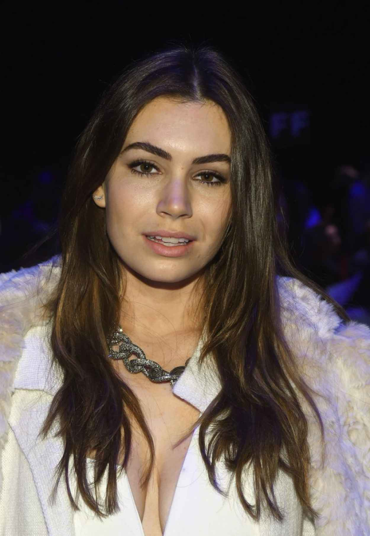 Sophie Simmons - Son Jung Wan Fashion Show in NYC, February 2015-1