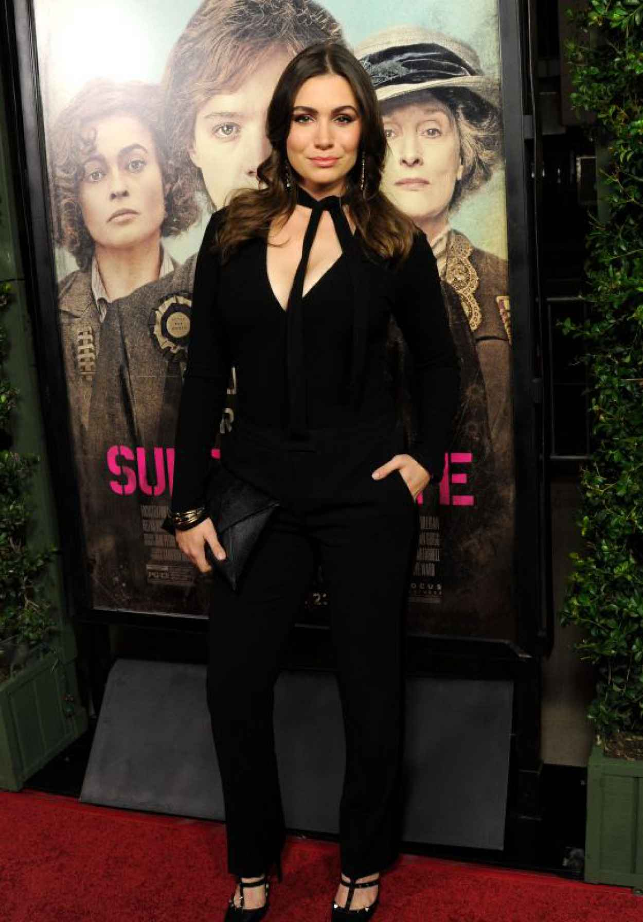 Sophie Simmons - Suffragette Premiere in Beverly Hills-1