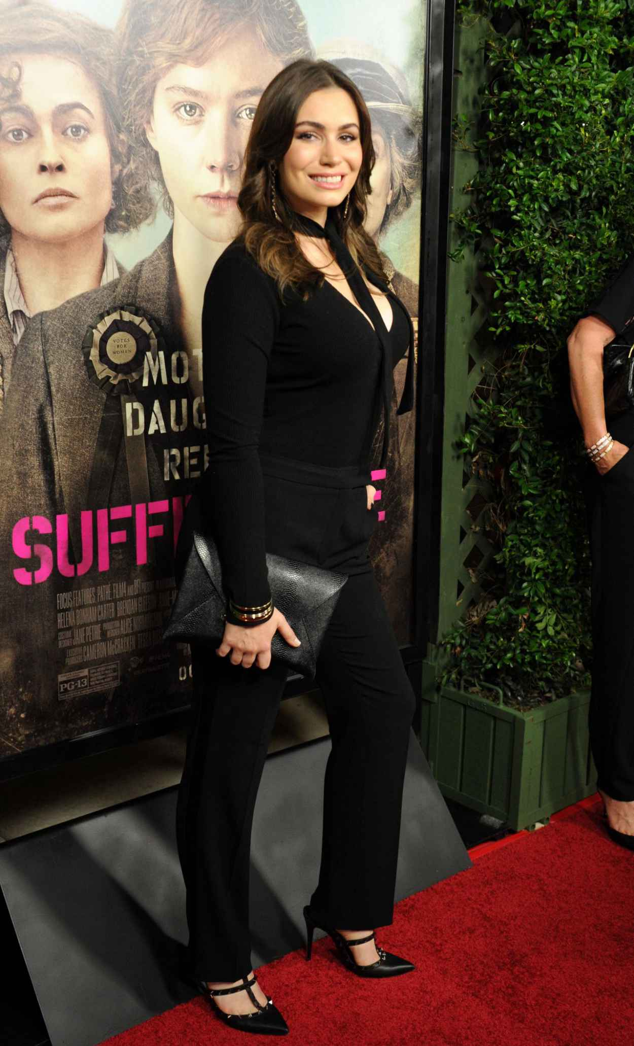 Sophie Simmons - Suffragette Premiere in Beverly Hills-3