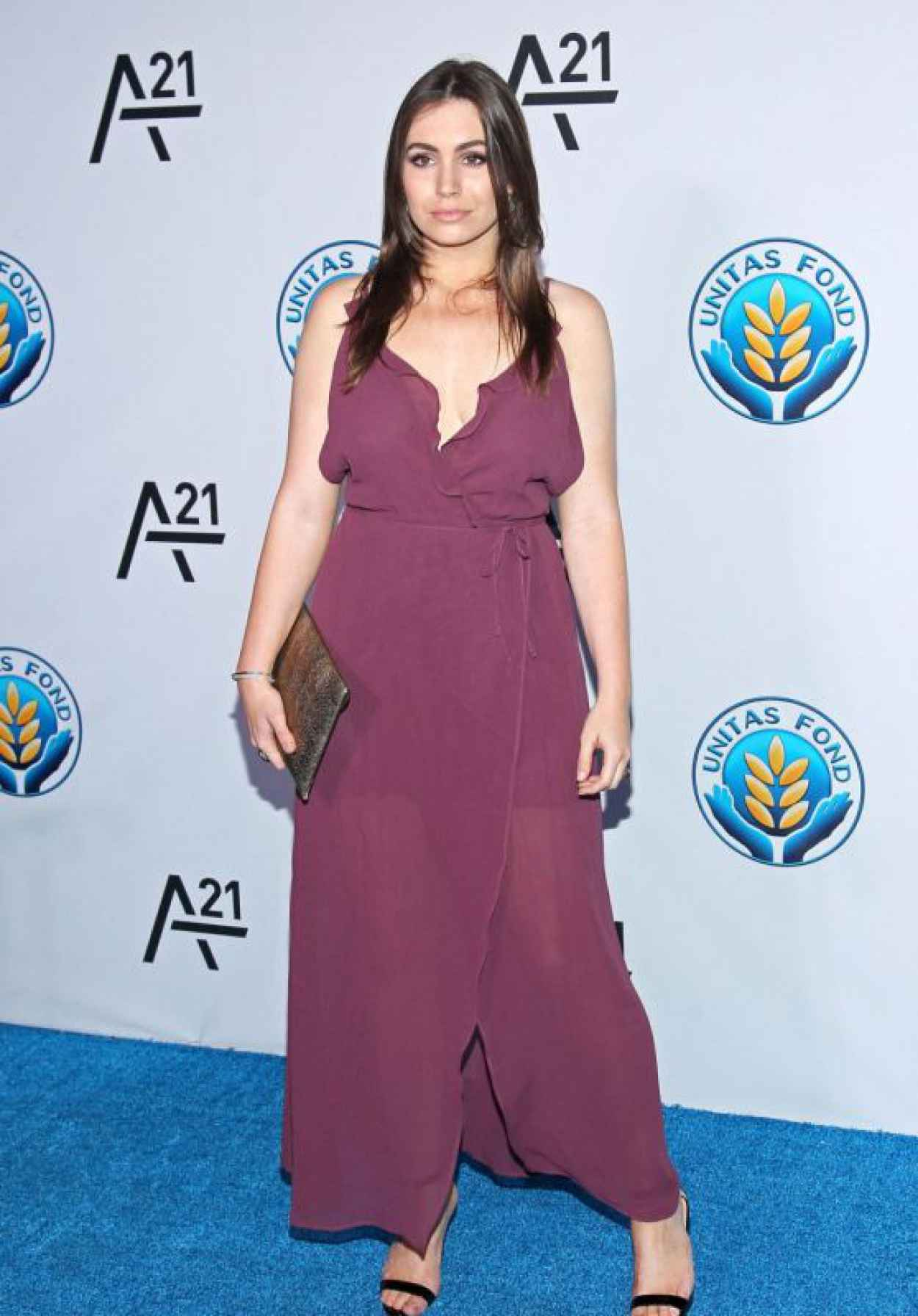 Sophie Simmons - Unitas Gala Against Sex Trafficking in New York City-1