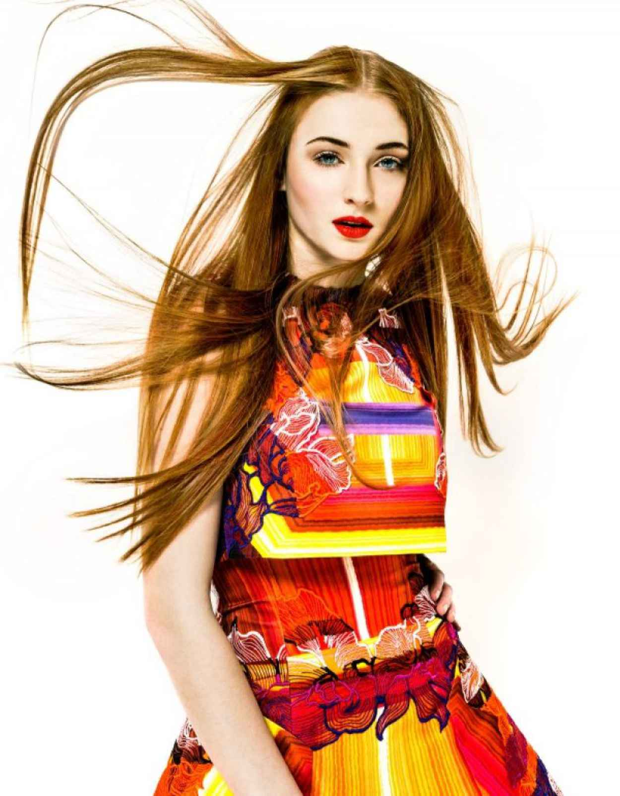 Sophie Turner (GoT) - YOU Magazine Photoshoot - March 2015-1