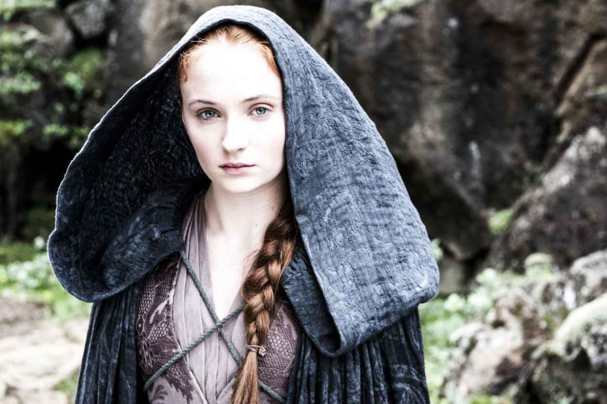 Sophie Turner - Promo Photo from Game of Thrones - Season 4 Episode 5-2