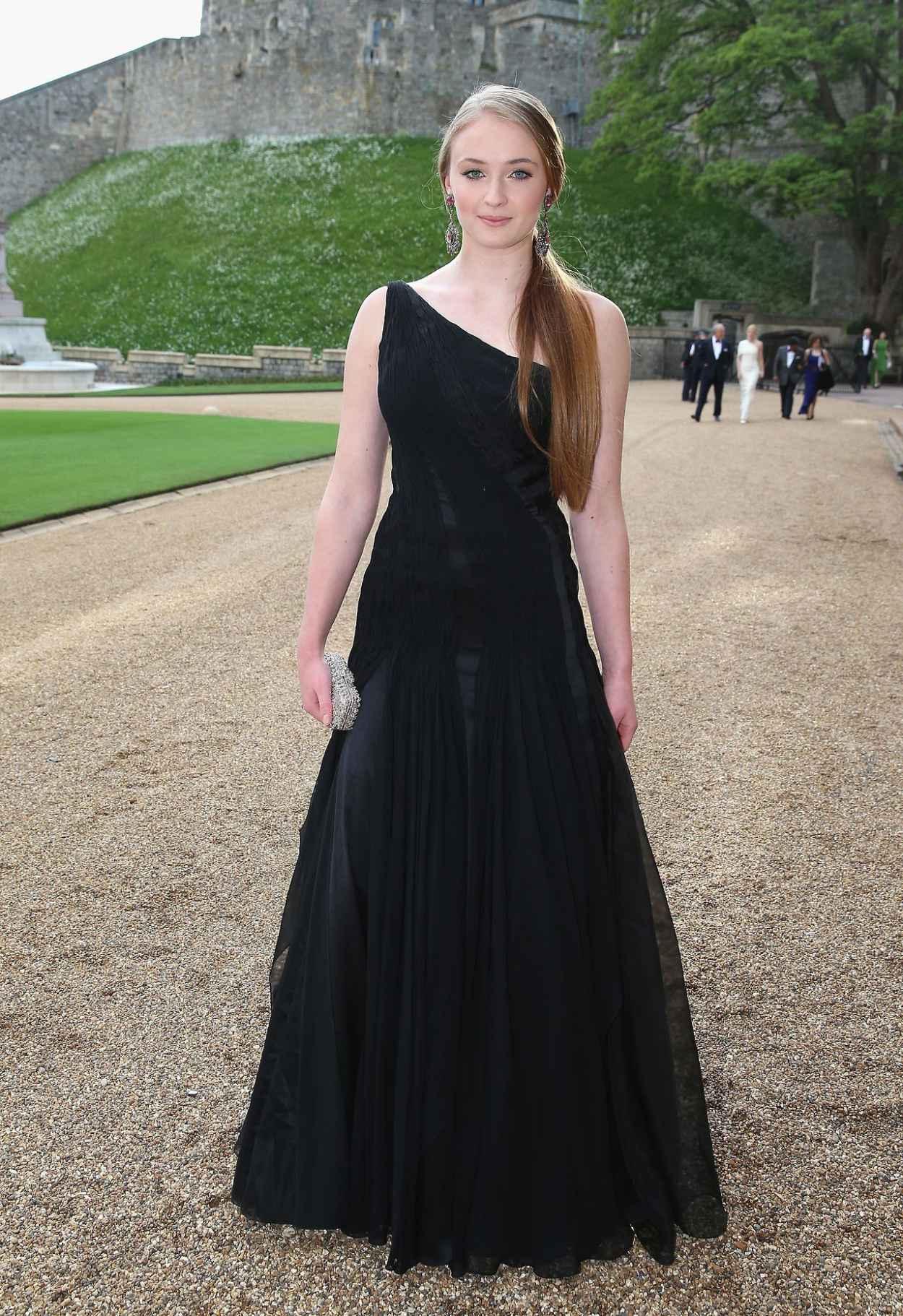 Sophie Turner - The Duke of Cambridge Celebrates The Royal Marsden in Windsor - May 2015-1