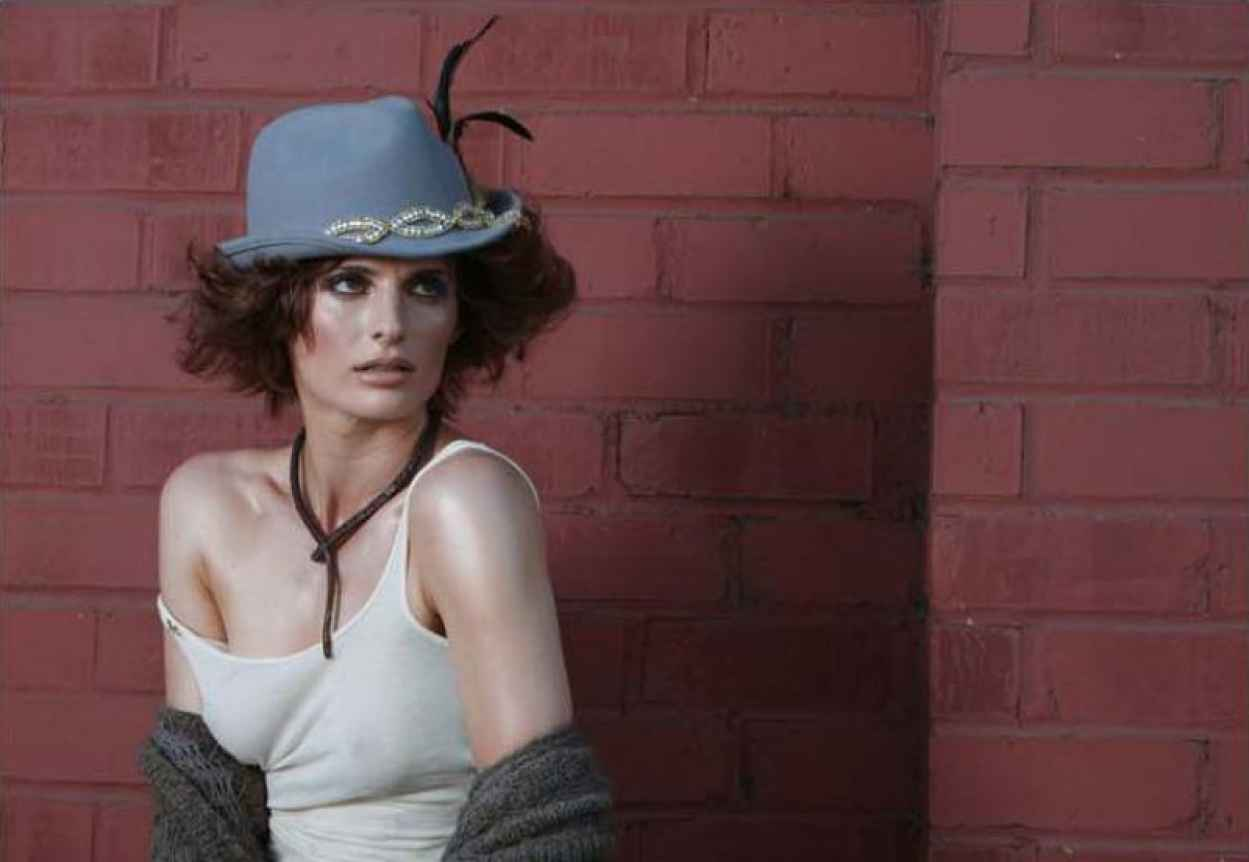 Stana Katic – Looking Great in Unknown Photoshoot ...
