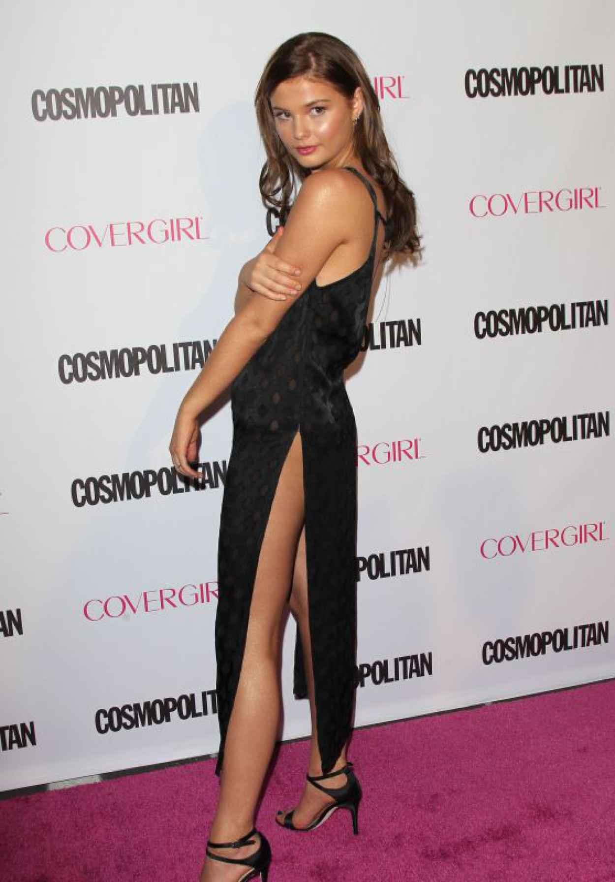 Stefanie Scott - Cosmopolitans 50th Birthday Celebration in West Hollywood-1
