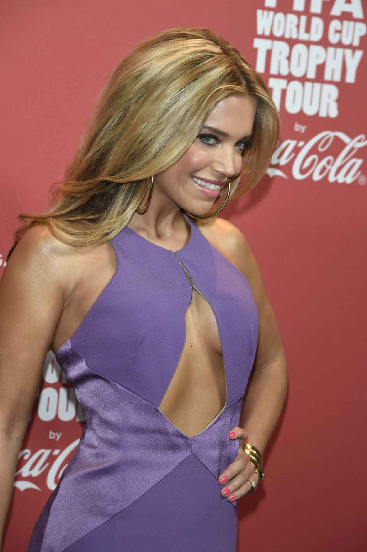 Sylvie Meis - Gala Night of FIFA World Cup Trophy Tour in Berlin (Germany) - March 2015-1