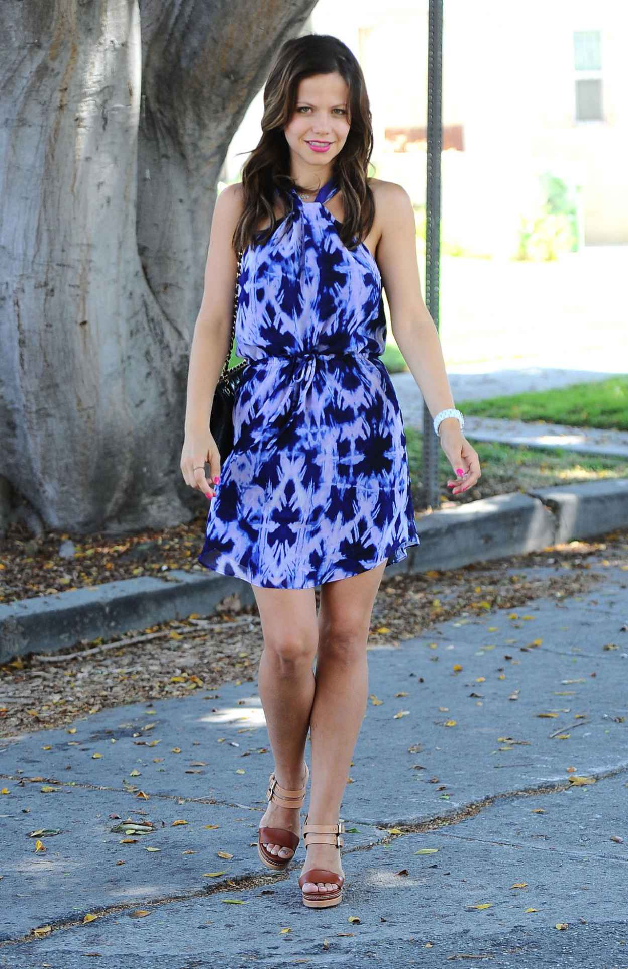 Tammin Sursok - Out and About in Los Angeles, September 2015-3