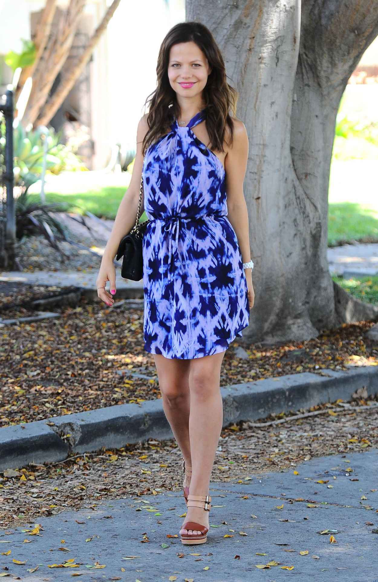 Tammin Sursok - Out and About in Los Angeles, September 2015-4