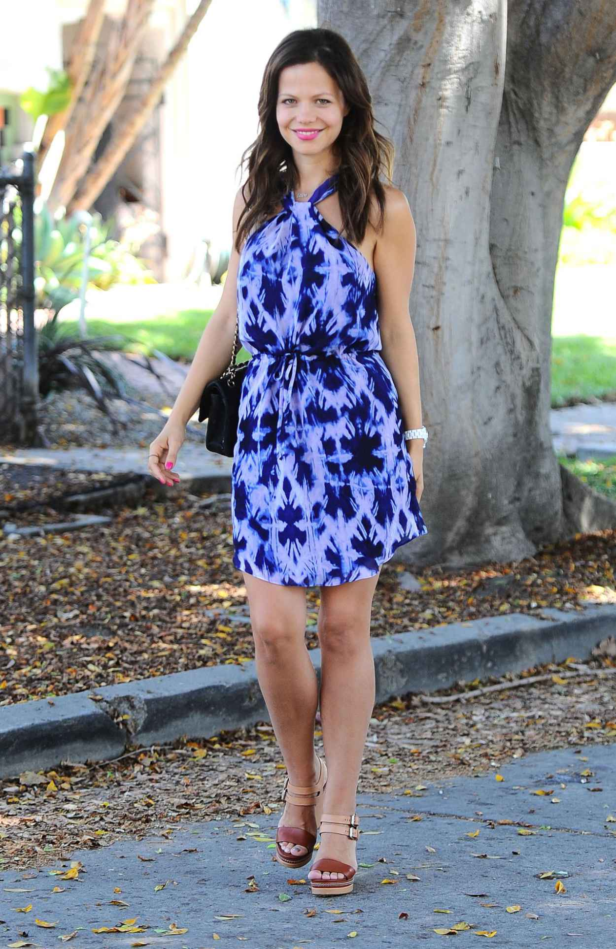 Tammin Sursok - Out and About in Los Angeles, September 2015-5