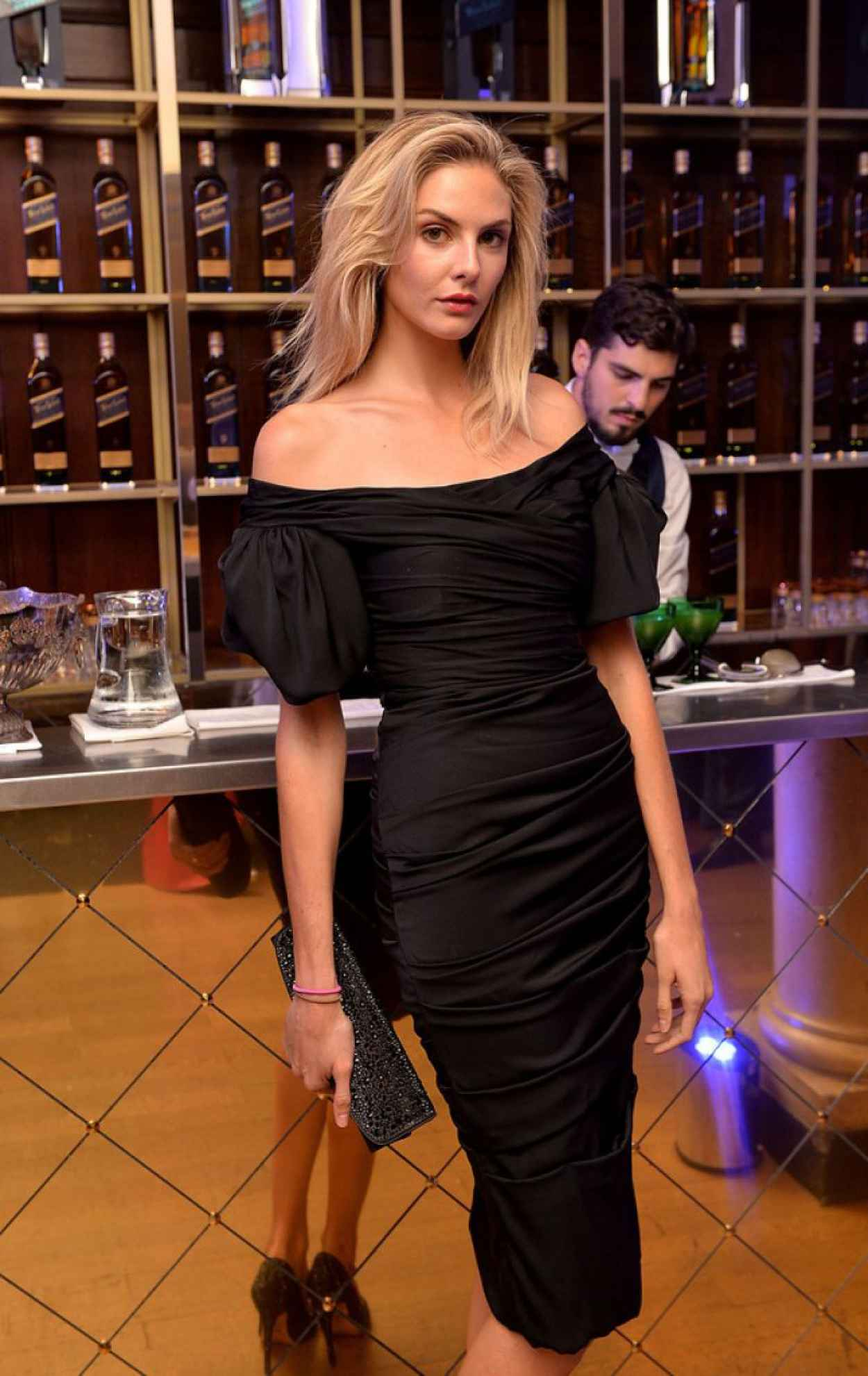Tamsin Egerton - Symphony In Blue: A Journey To The Centre of The Glass in London-1