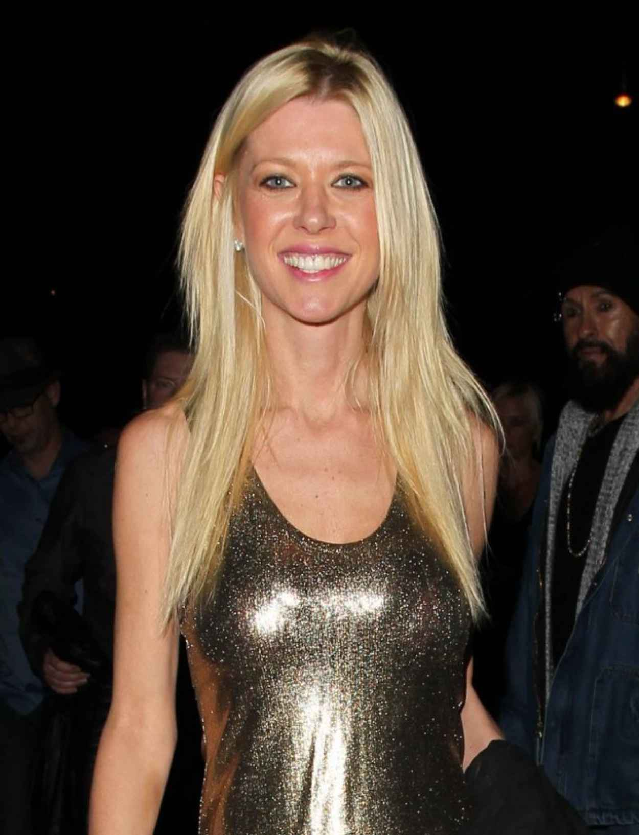 Tara Reid Night Out Style - Leaving the Roxy in West Hollywood, Dec. 2015-1