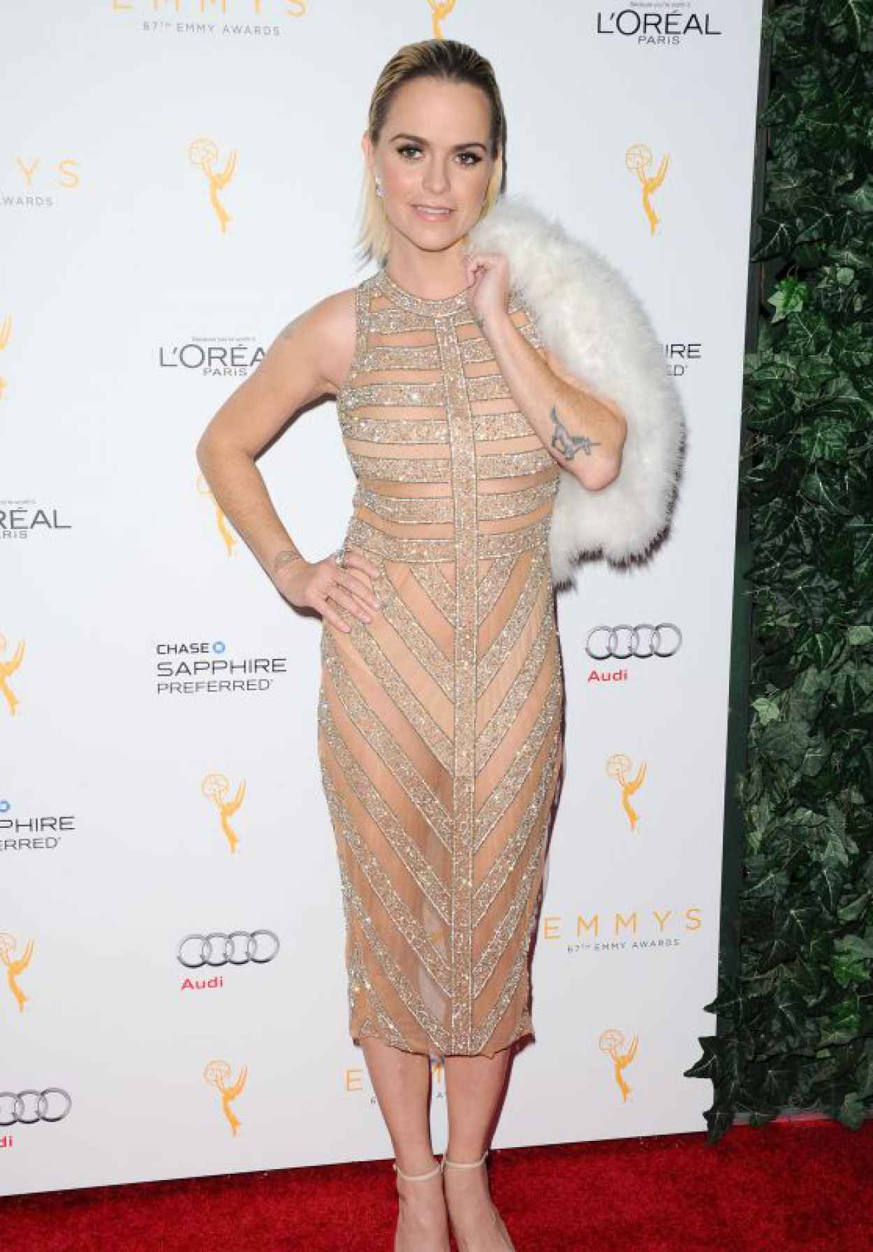 Taryn Manning - Television Academy Celebrates The 67th Emmy Award Nominees in Beverly Hills-1
