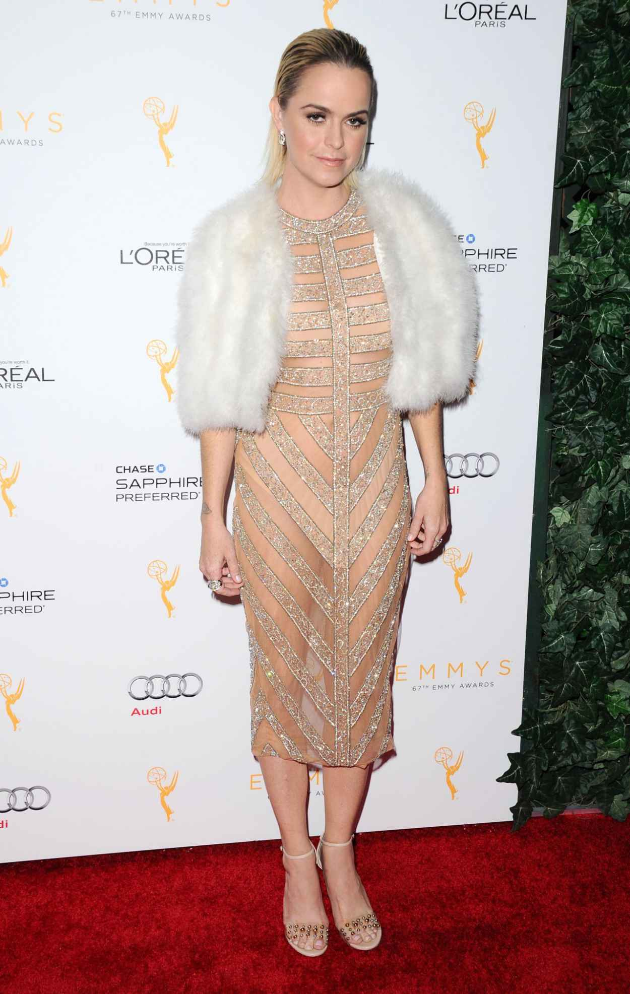Taryn Manning - Television Academy Celebrates The 67th Emmy Award Nominees in Beverly Hills-2