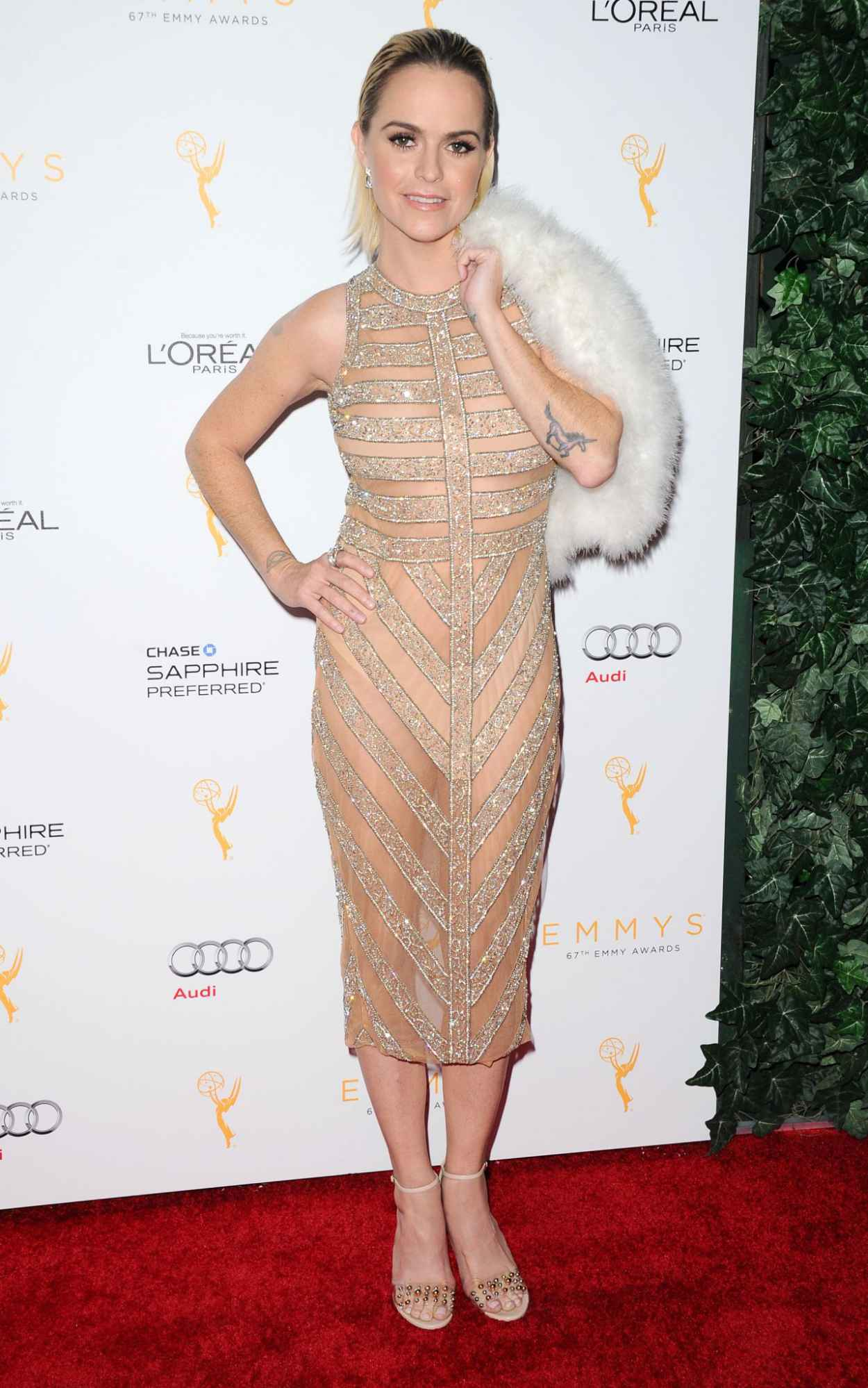 Taryn Manning - Television Academy Celebrates The 67th Emmy Award Nominees in Beverly Hills-3