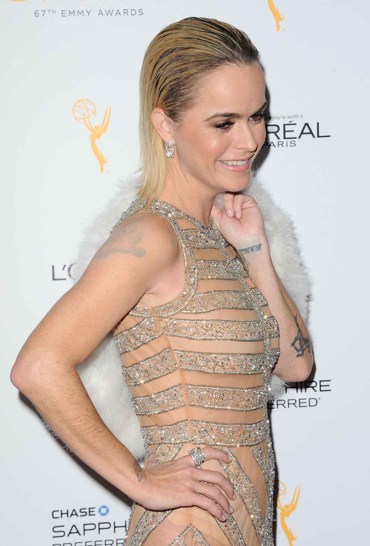 Taryn Manning - Television Academy Celebrates The 67th Emmy Award Nominees in Beverly Hills-4