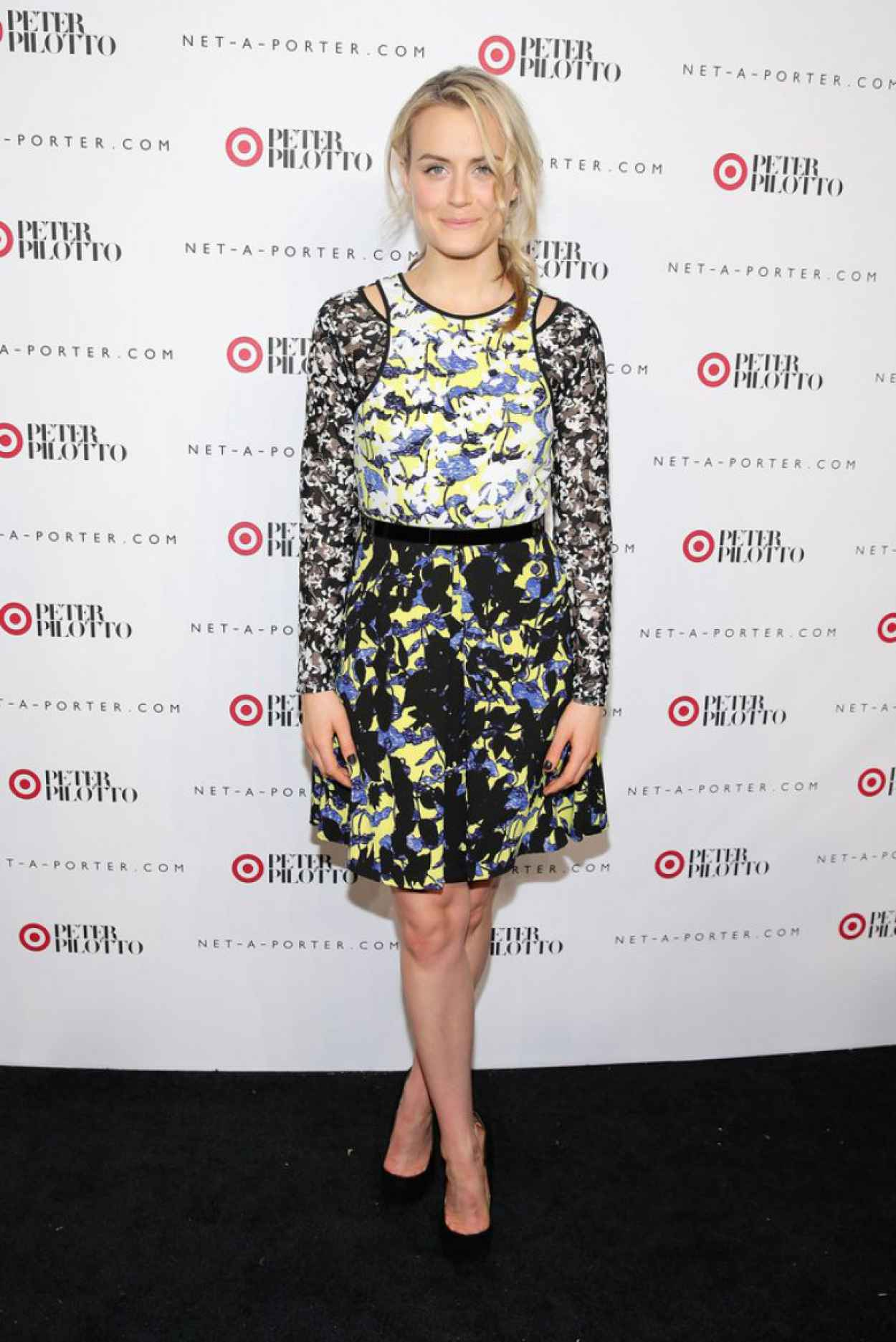 Taylor Schilling - Peter Pilotto For Target Launch Event in New York City-1