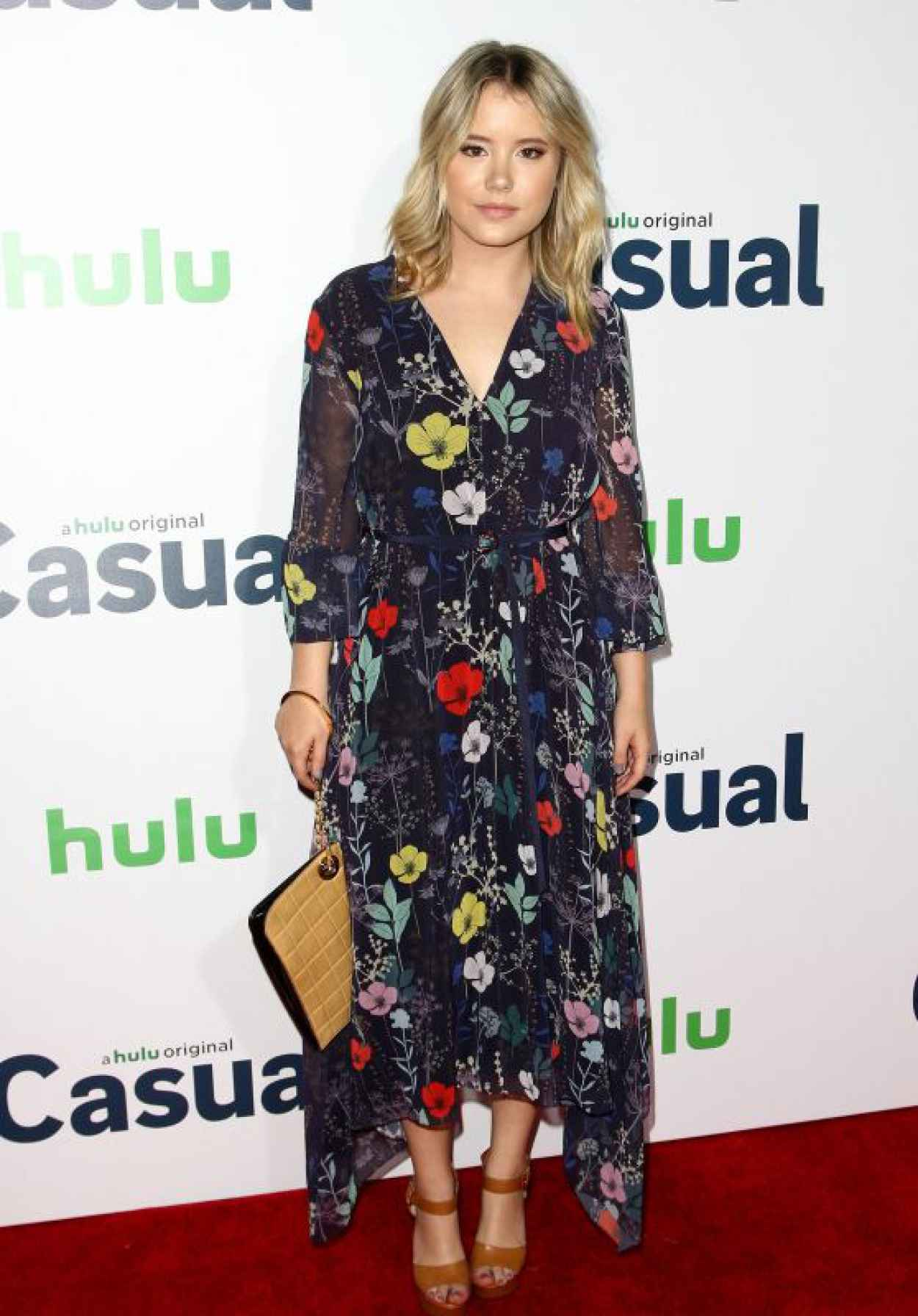 Taylor Spreitler - Hulu Original Casual Premiere in West Hollywood-1