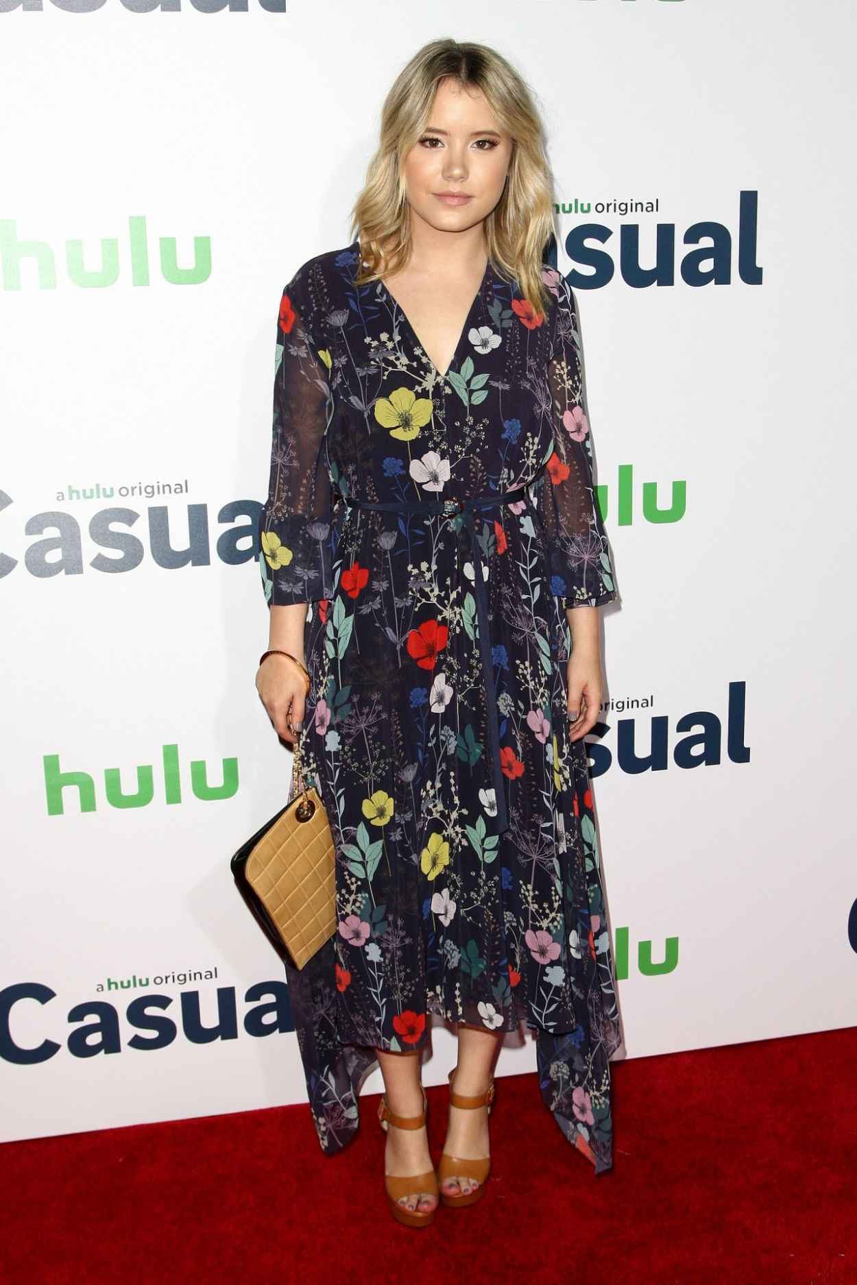 Taylor Spreitler - Hulu Original Casual Premiere in West Hollywood-5