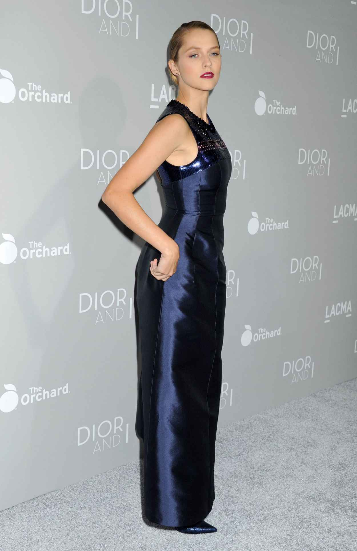 Teresa Palmer - Orchard Premiere of Dior and I in Los Angeles-3