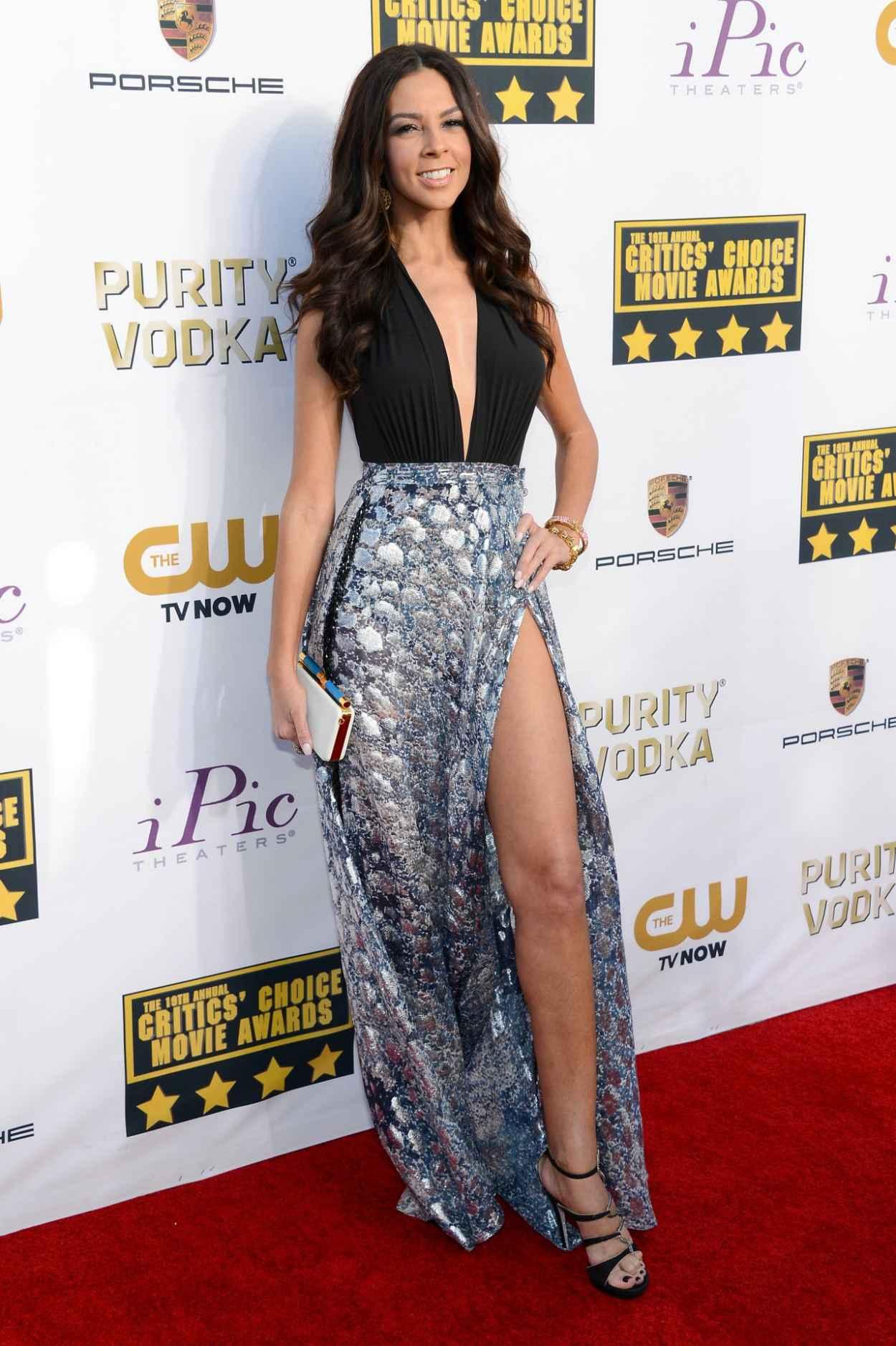 Terri Seymour - 2015 Critics Choice Movie Awards in Santa Monica-1