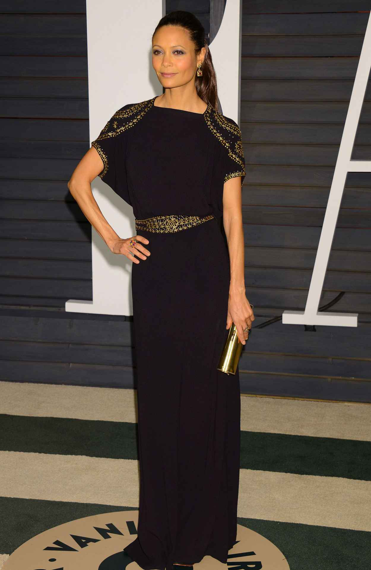 Thandie Newton- 2015 Vanity Fair Oscar Party in Hollywood-1