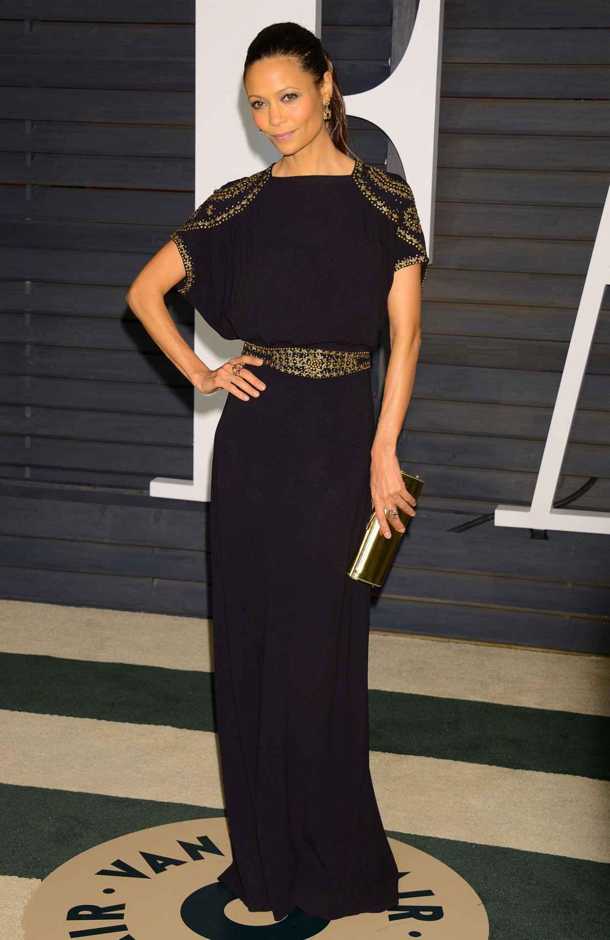 Thandie Newton- 2015 Vanity Fair Oscar Party in Hollywood-3