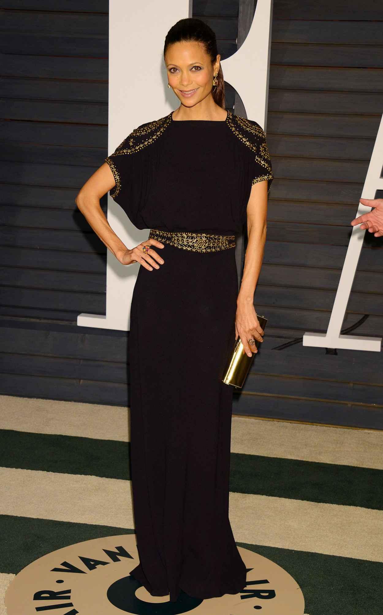 Thandie Newton- 2015 Vanity Fair Oscar Party in Hollywood-5