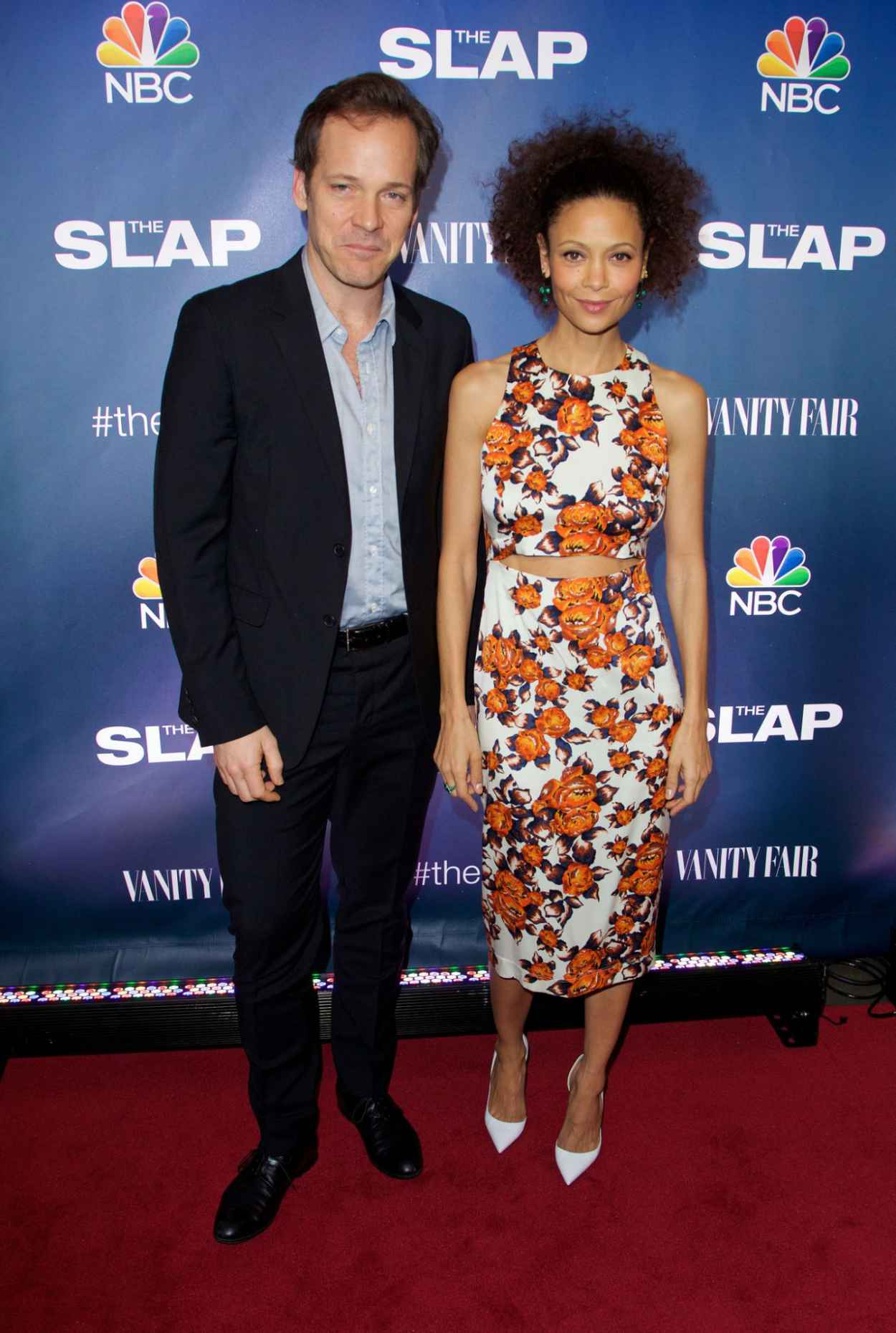 Thandie Newton - The Slap Premiere in New York-2