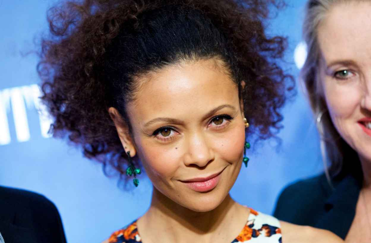 Thandie Newton - The Slap Premiere in New York-4