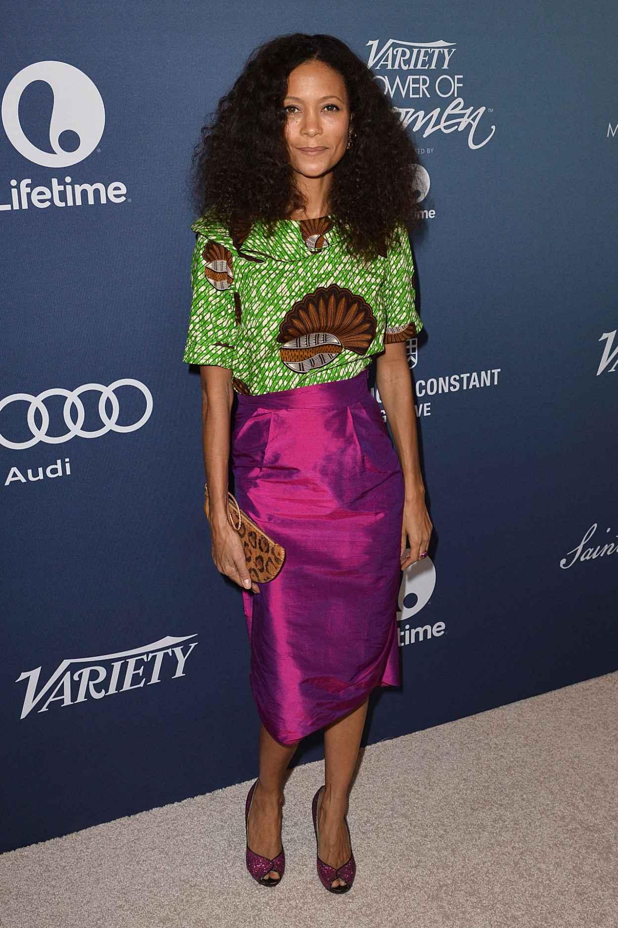 Thandie Newton - Variety-s Power Of Women Luncheon in Beverly Hills, October 2015-2