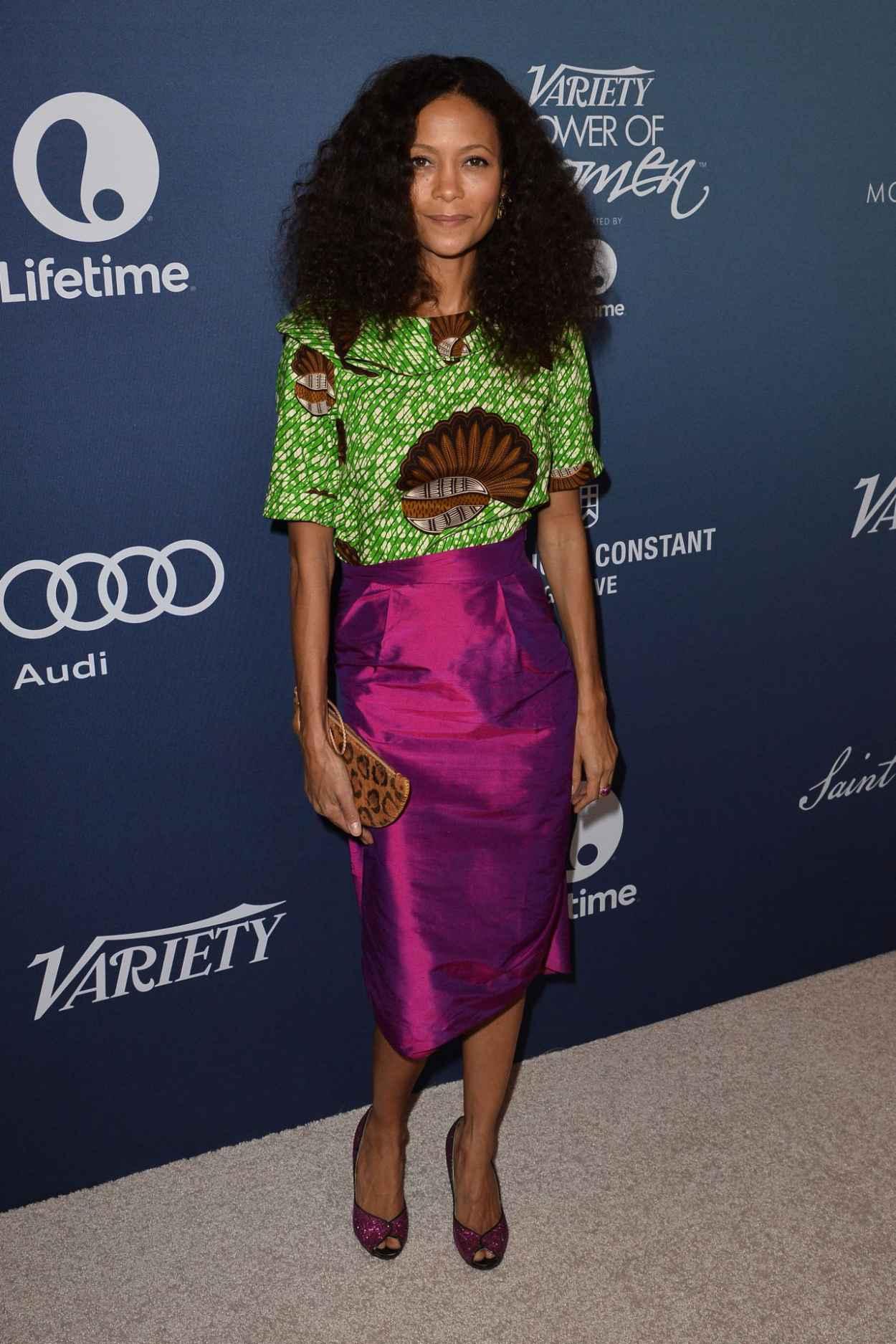 Thandie Newton - Variety-s Power Of Women Luncheon in Beverly Hills, October 2015-3