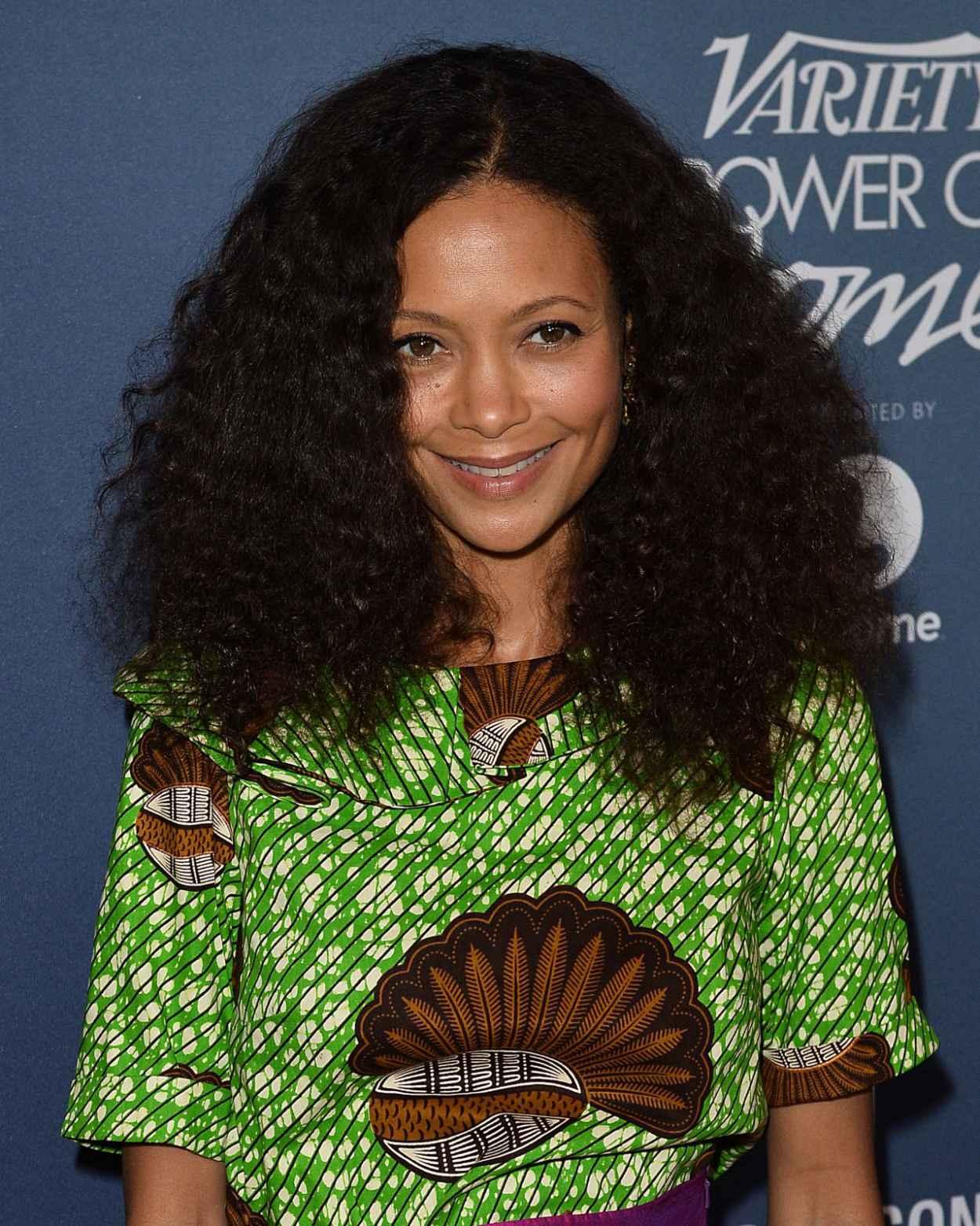 Thandie Newton - Variety-s Power Of Women Luncheon in Beverly Hills, October 2015-4