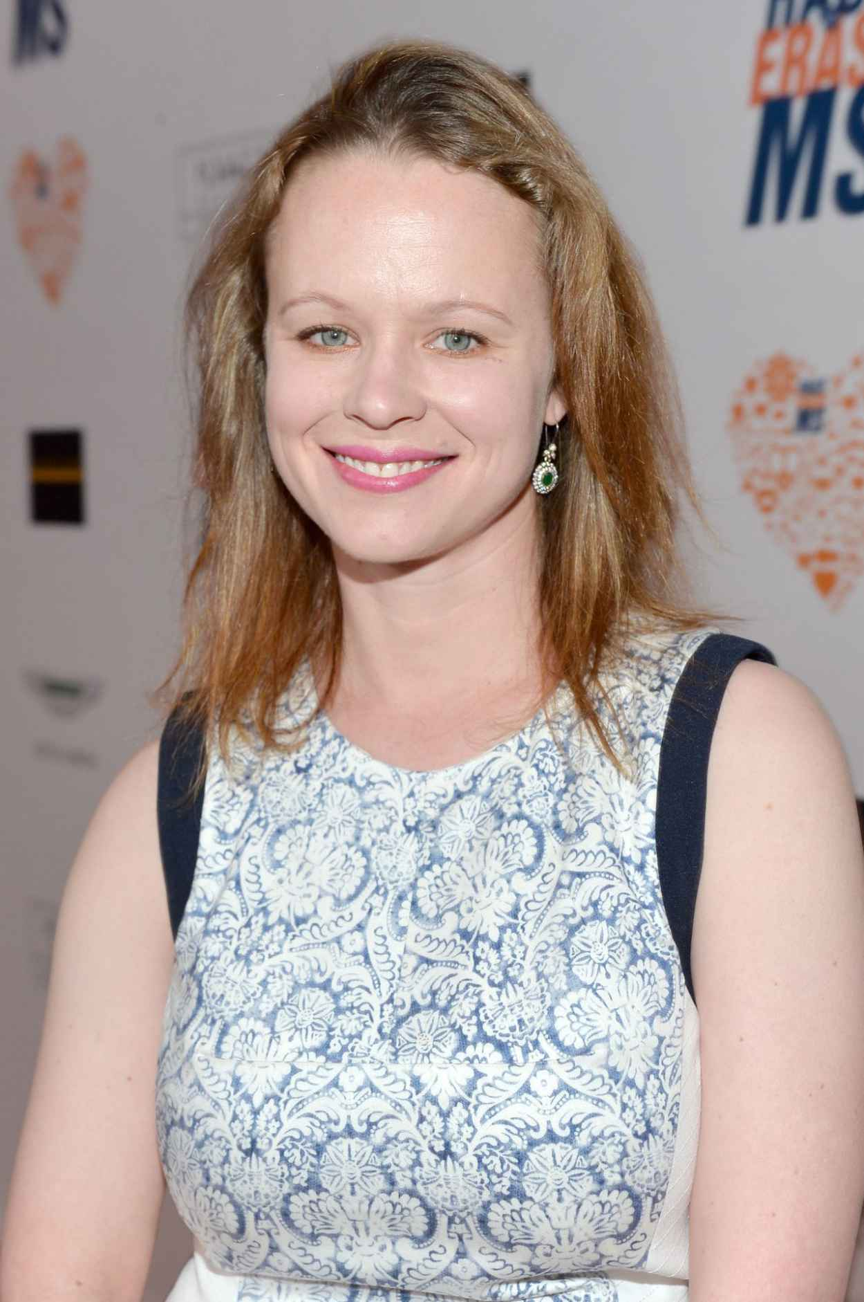 Thora Birch - 2015 Race To Erase MS Event in Century City-2