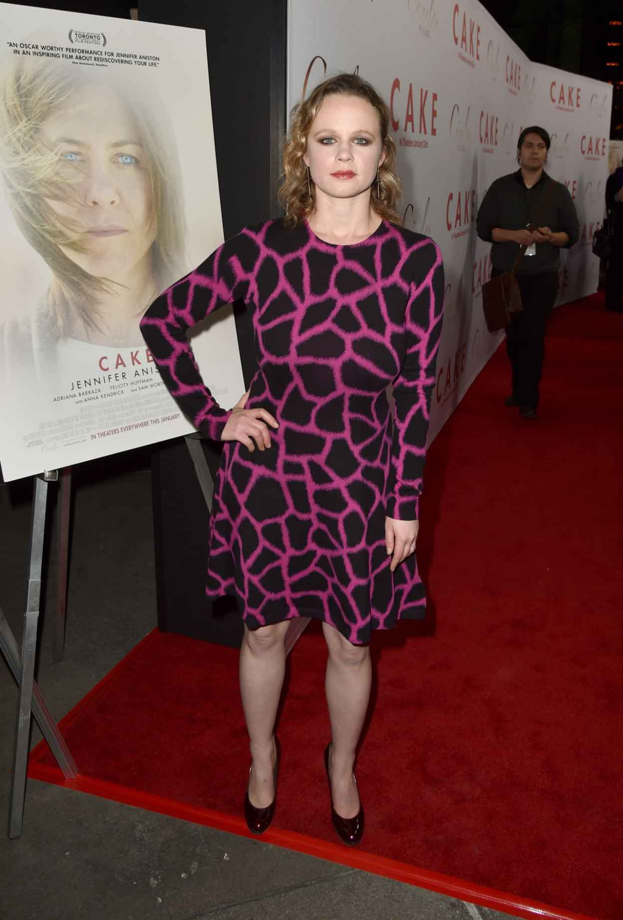 Thora Birch - Cake Premiere in Hollywood-3