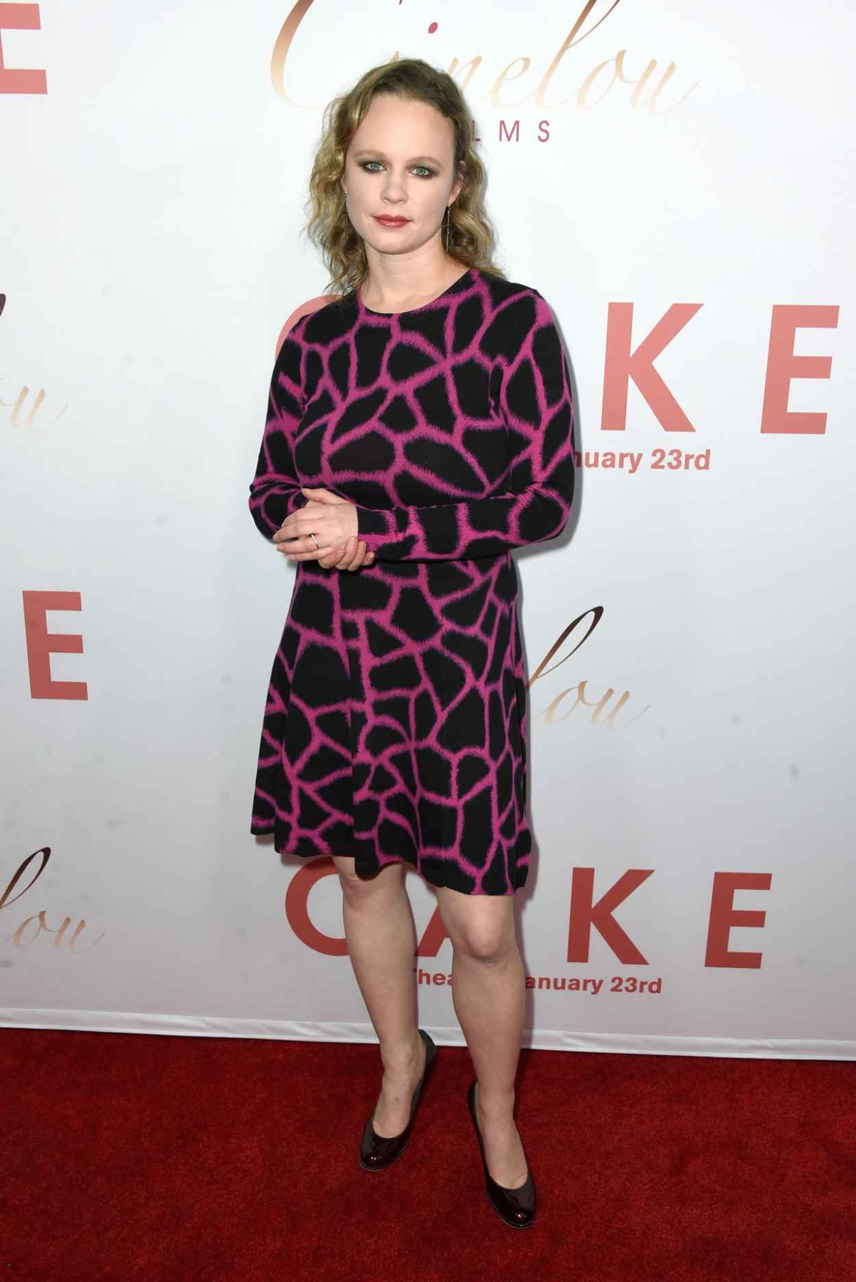 Thora Birch - Cake Premiere in Hollywood-4