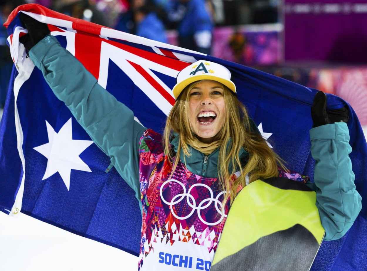 Torah Bright - 2015 Sochi Winter Olympics - Snowboard Ladies-1