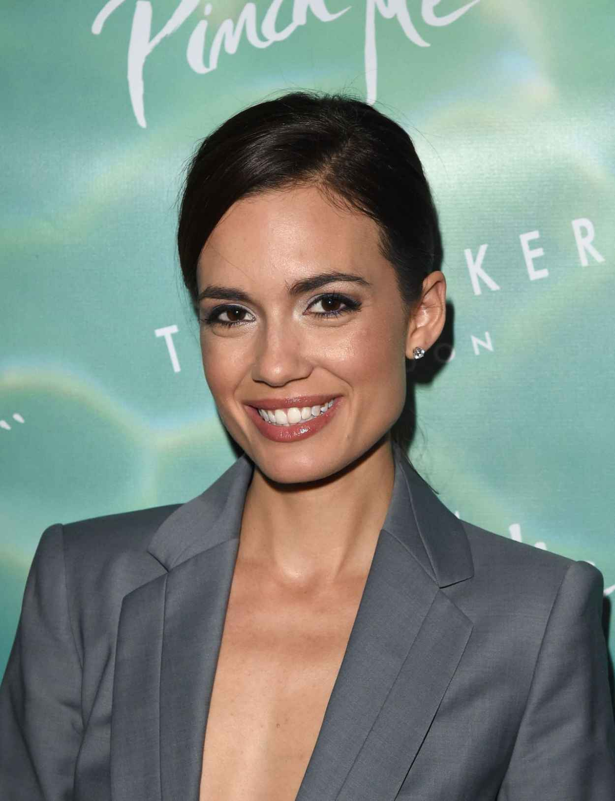 Torrey DeVitto - Ted Baker Londons Spring Summer 2015 Launch Event at Avalon Hotel-1