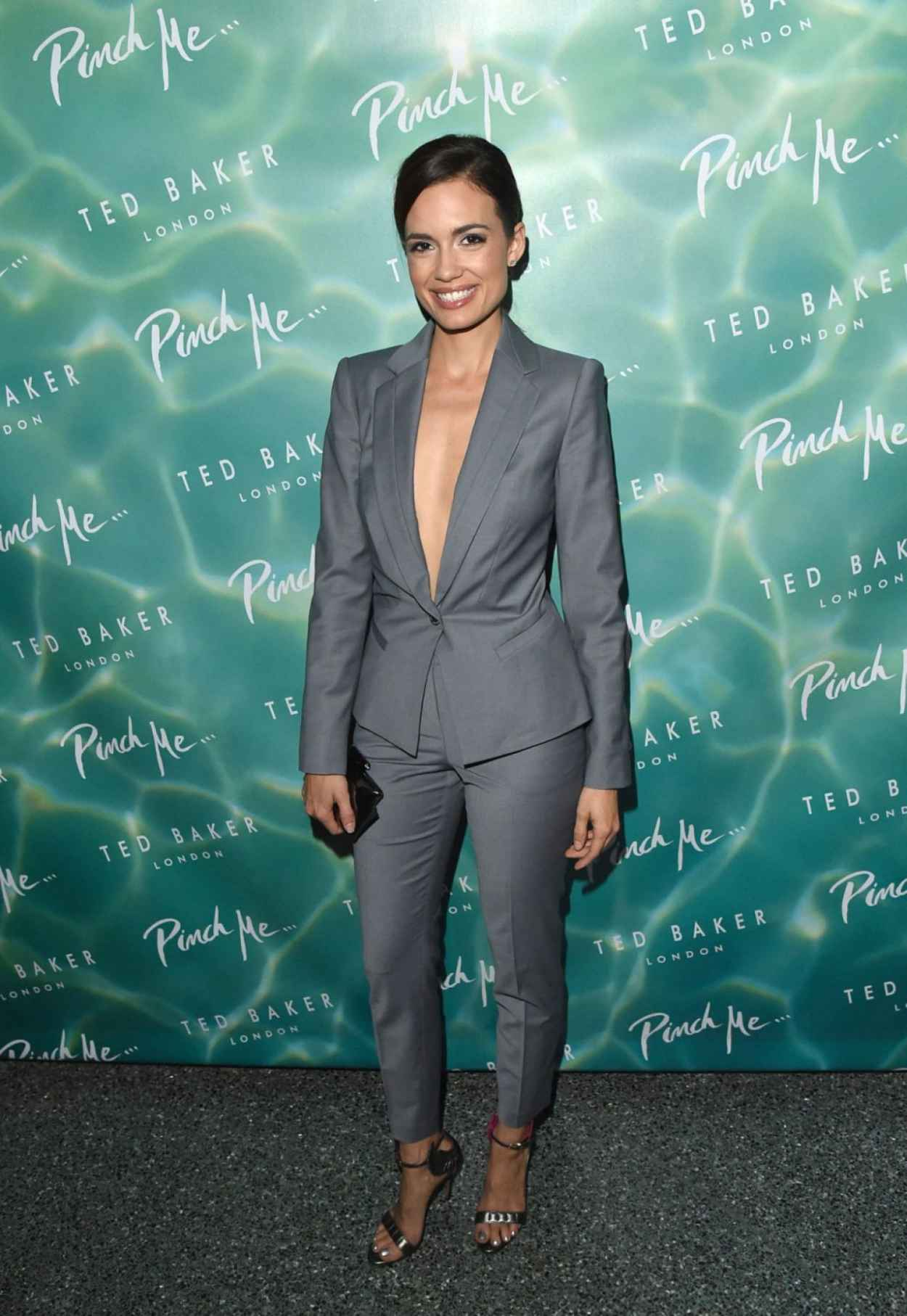 Torrey DeVitto - Ted Baker Londons Spring Summer 2015 Launch Event at Avalon Hotel-3