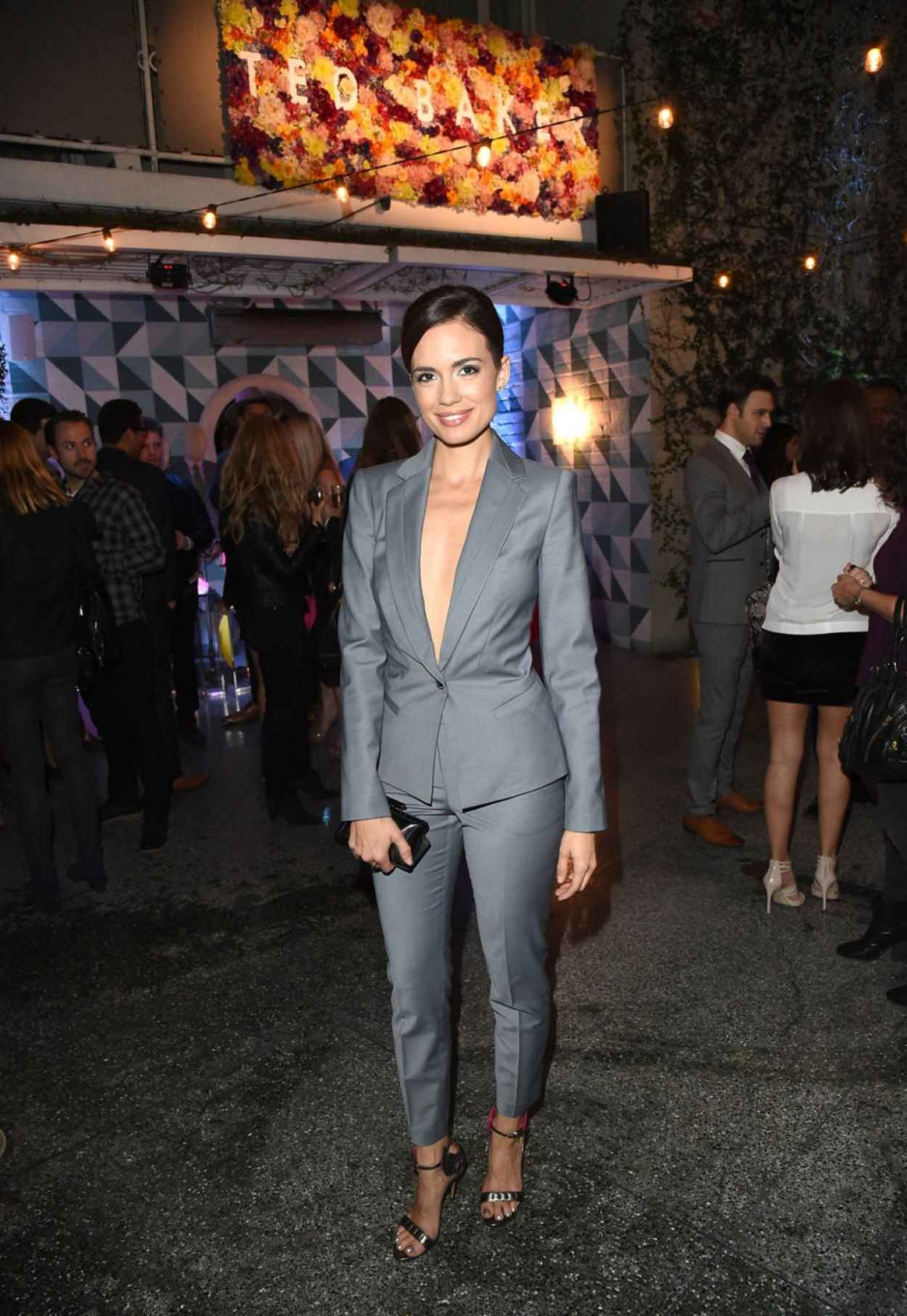 Torrey DeVitto - Ted Baker Londons Spring Summer 2015 Launch Event at Avalon Hotel-4